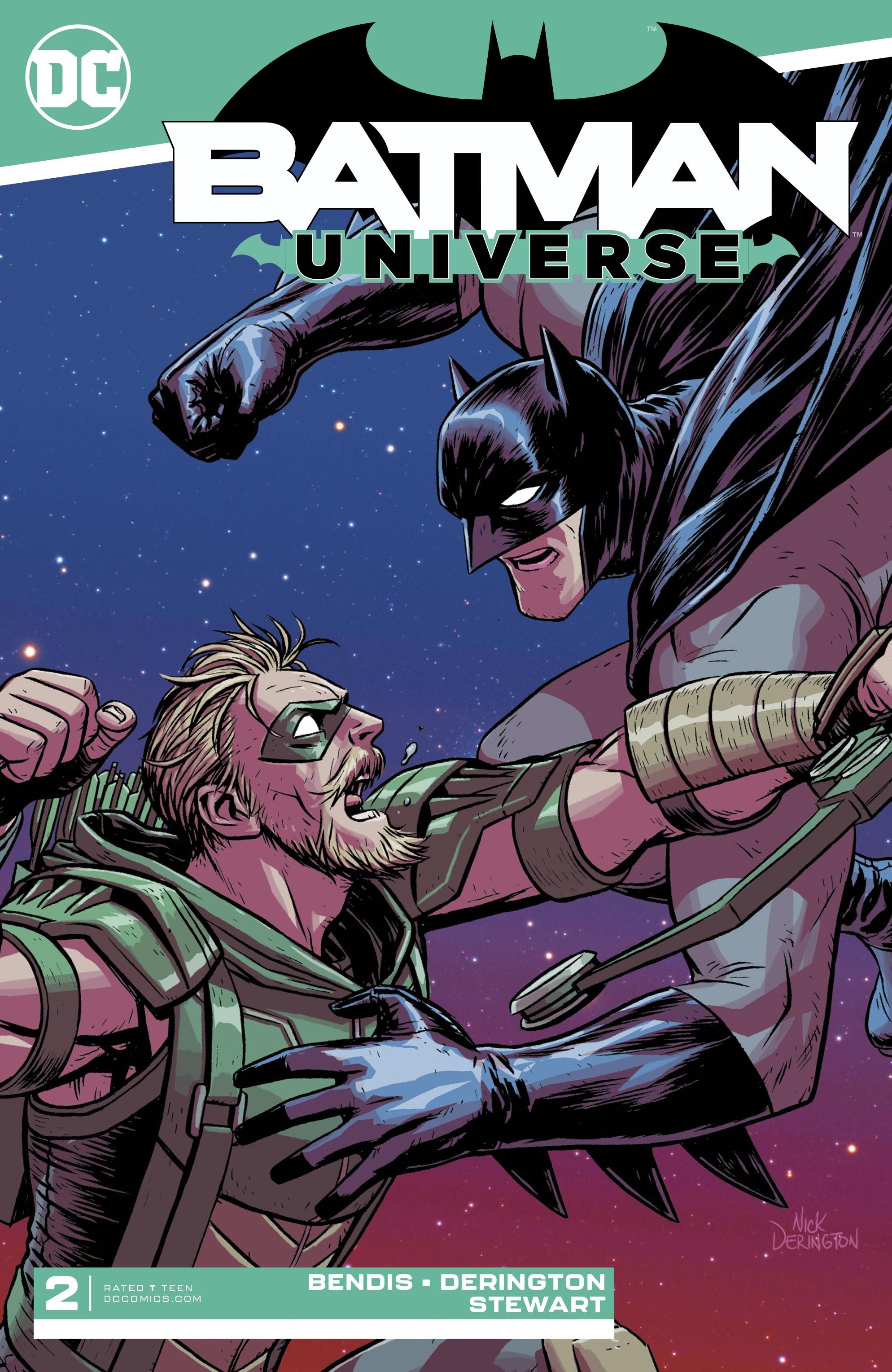 Batman: Universe 2 Page 1