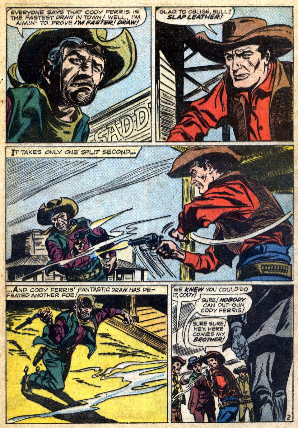 Read online Two-Gun Kid comic -  Issue #66 - 29