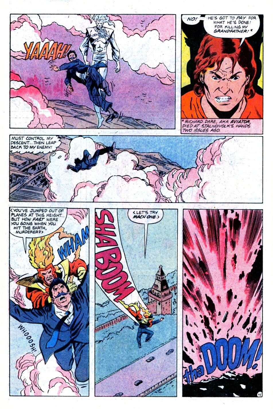 Firestorm, the Nuclear Man issue 73 - Page 5