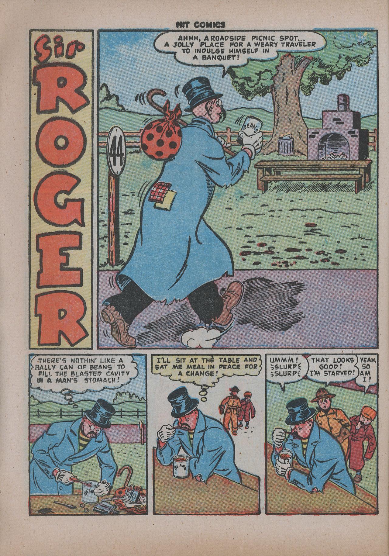 Read online Hit Comics comic -  Issue #62 - 17