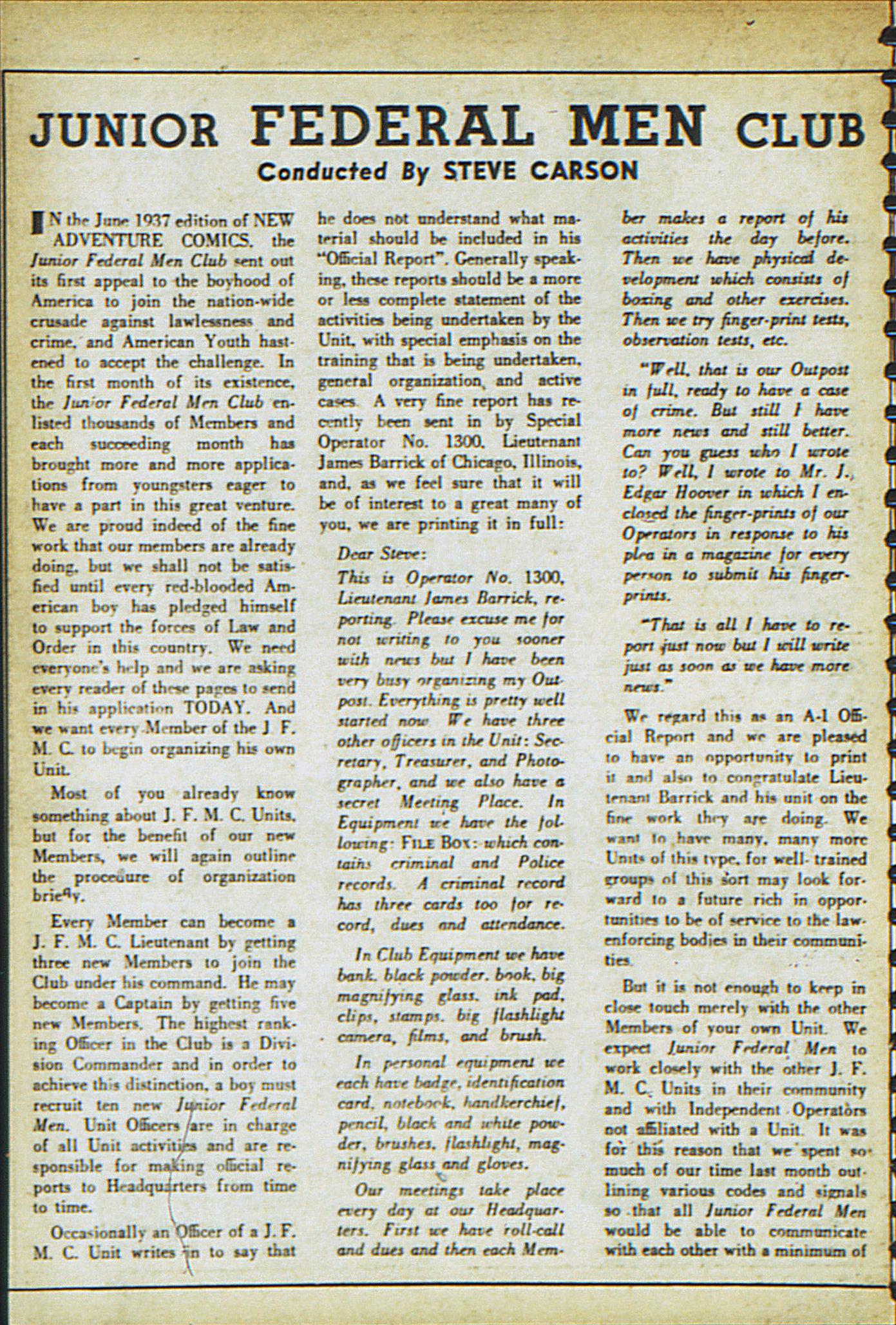 Read online Adventure Comics (1938) comic -  Issue #23 - 48