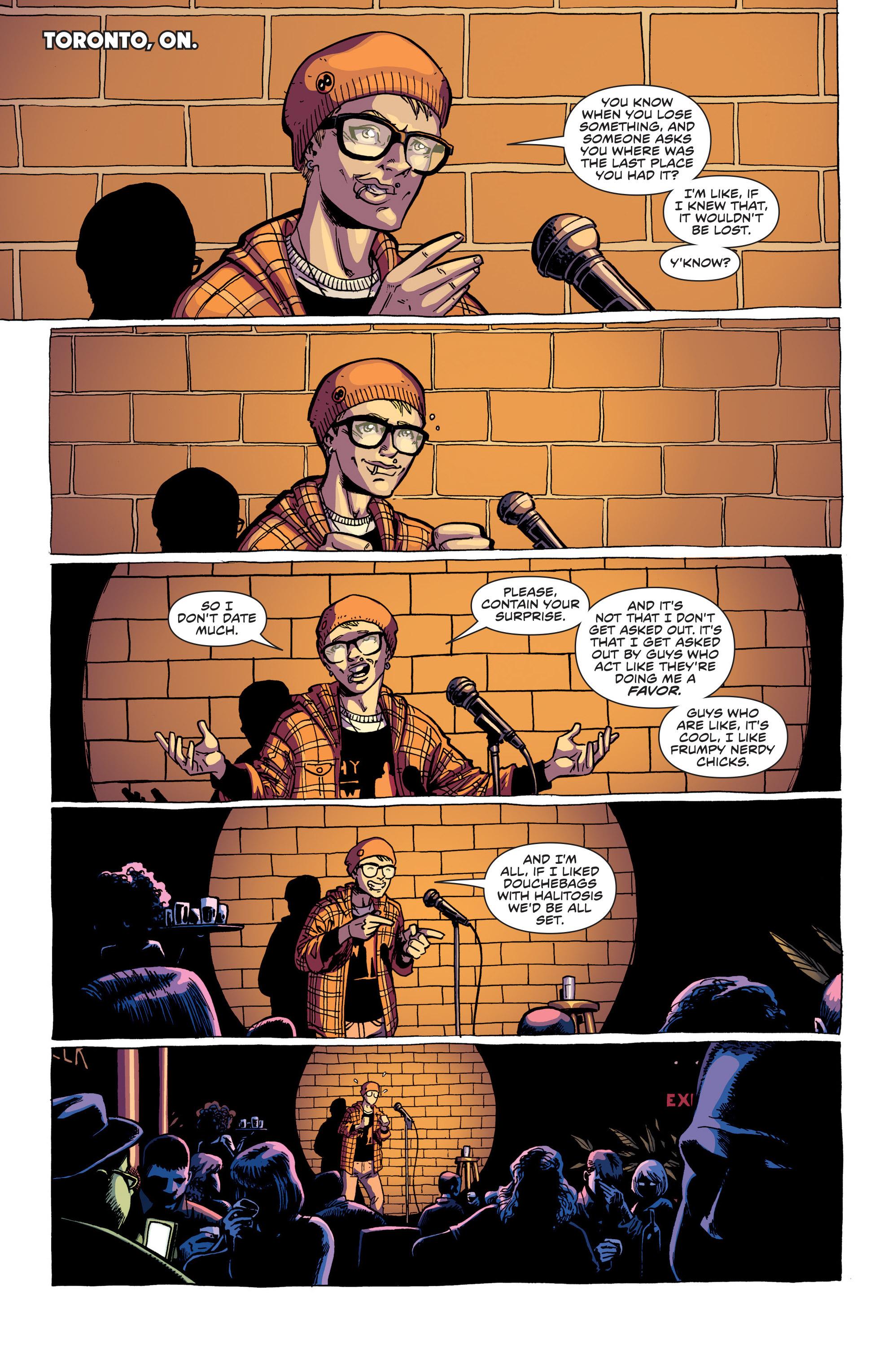 Read online Secret Identities comic -  Issue #1 - 19