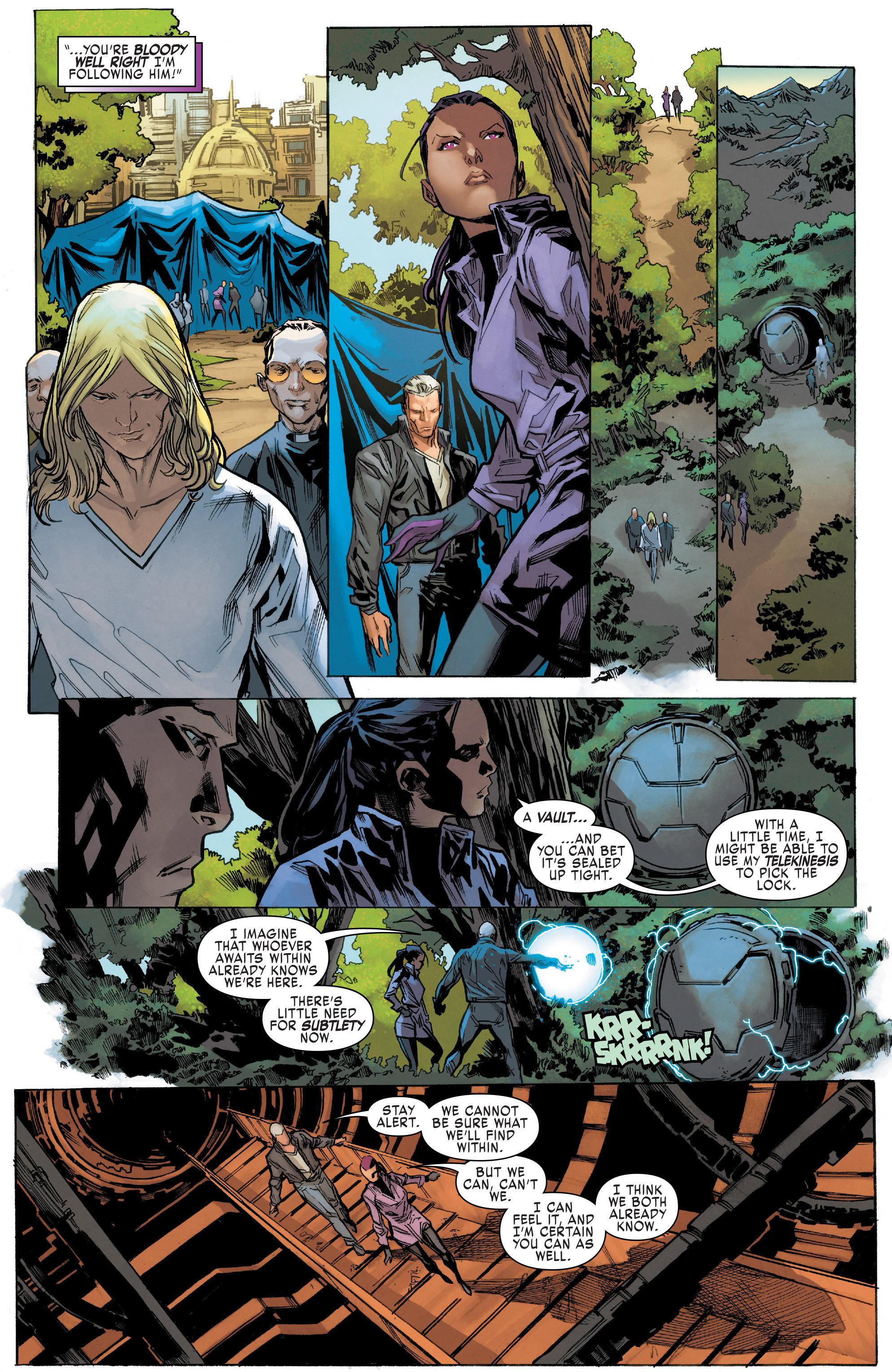 Read online Uncanny X-Men (2016) comic -  Issue #7 - 14