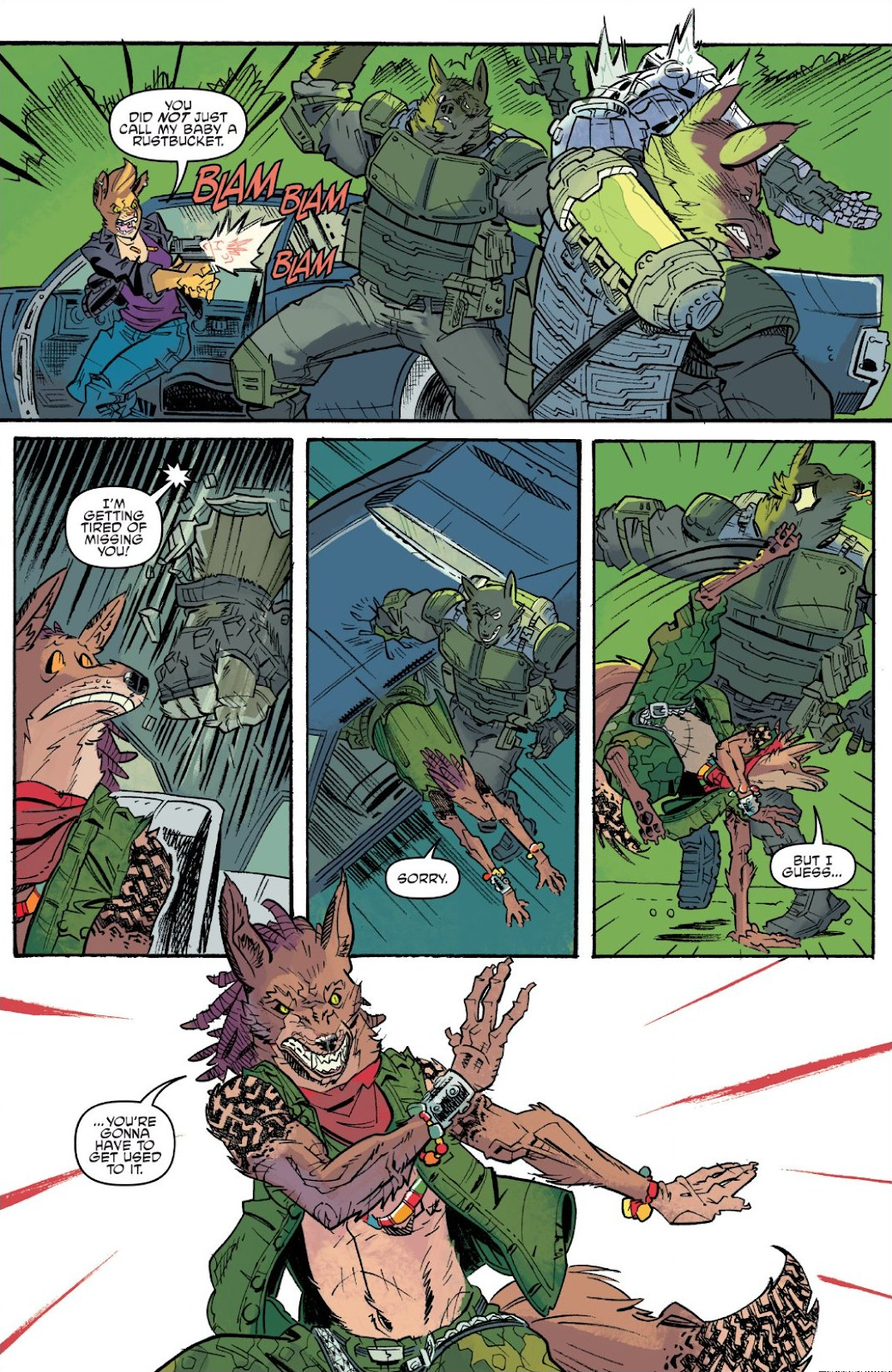 Read online Teenage Mutant Ninja Turtles: The IDW Collection comic -  Issue # TPB 9 (Part 3) - 36