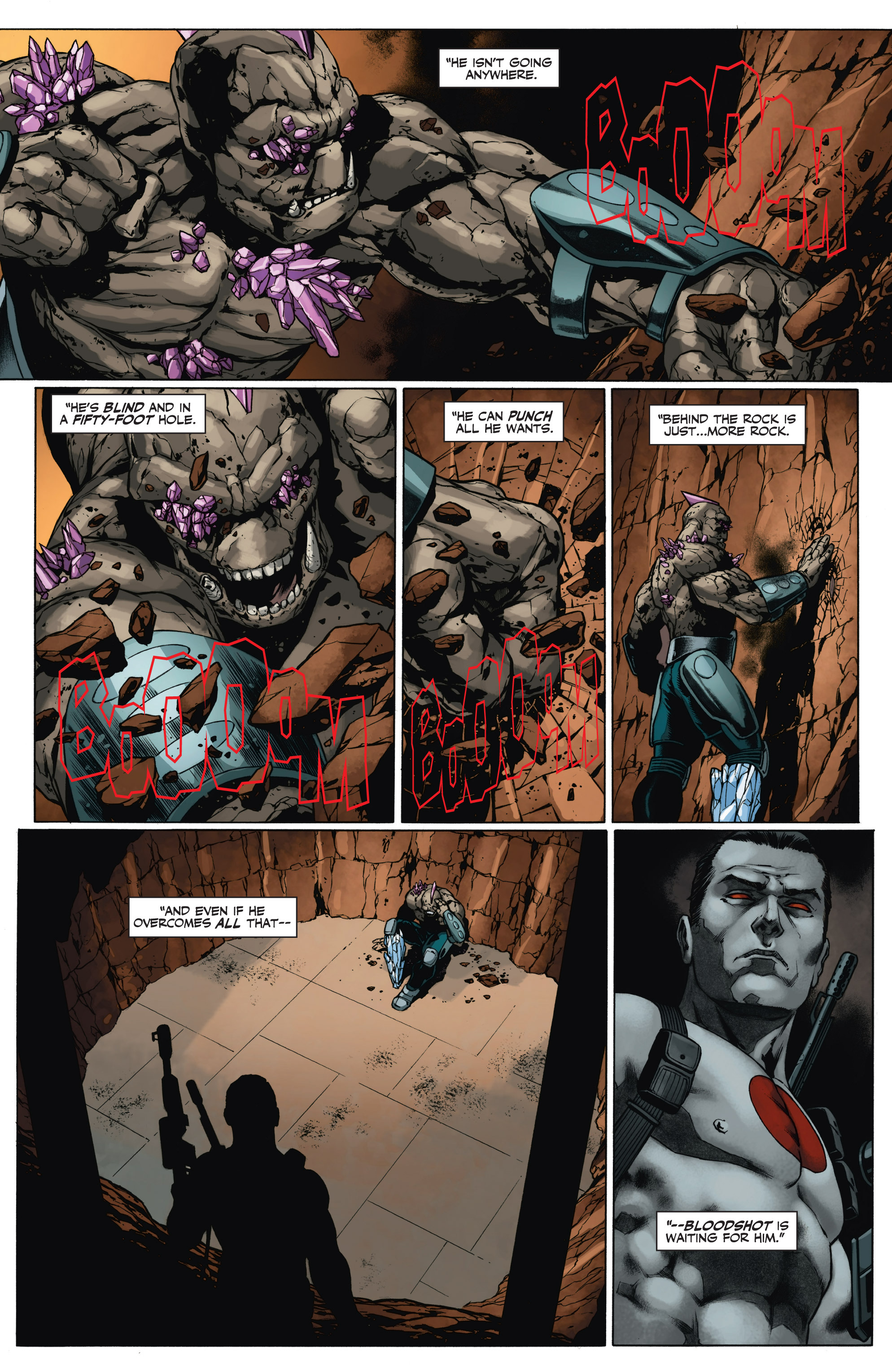 Read online Armor Hunters: Aftermath comic -  Issue # Full - 14