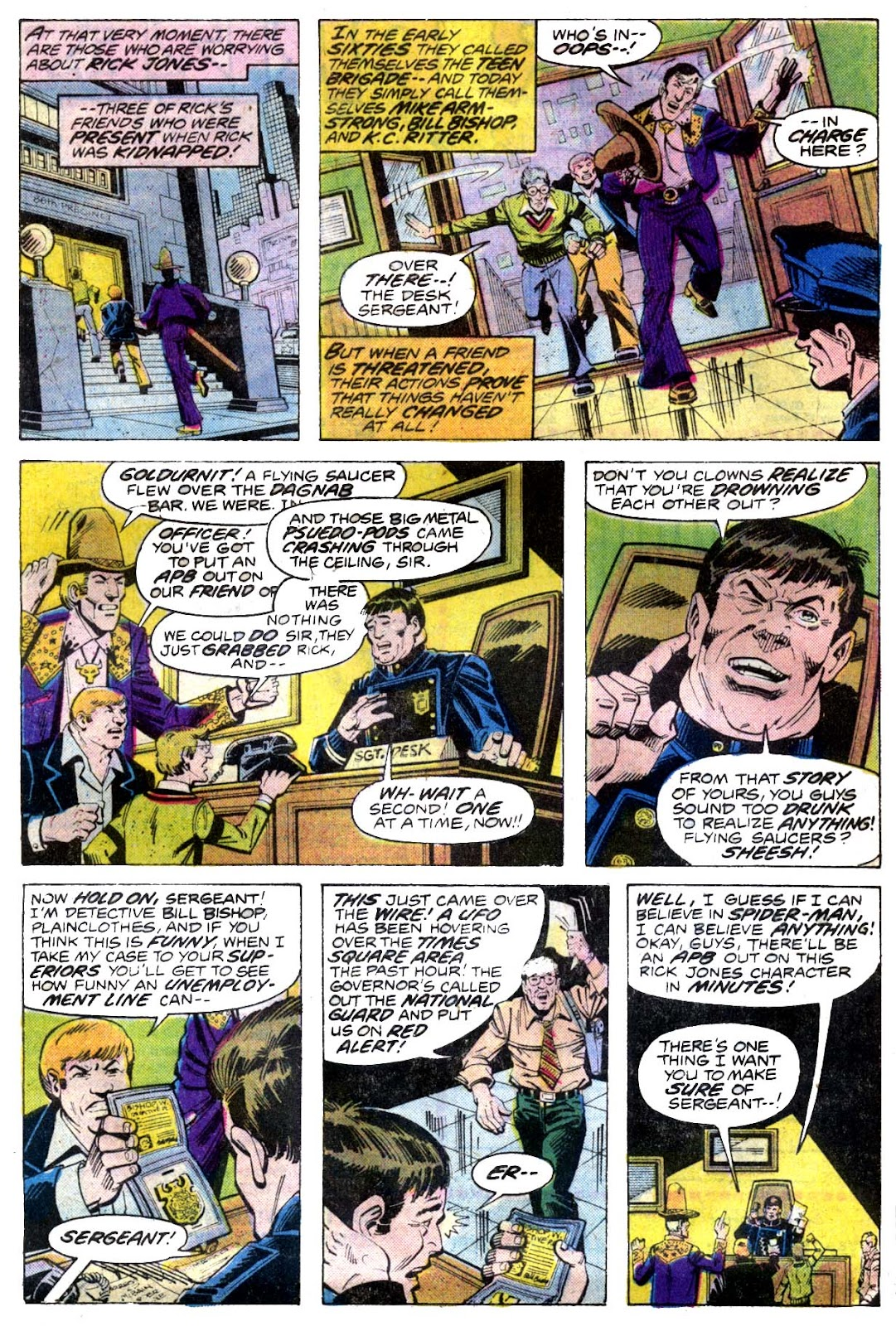 Captain Marvel (1968) issue 52 - Page 5