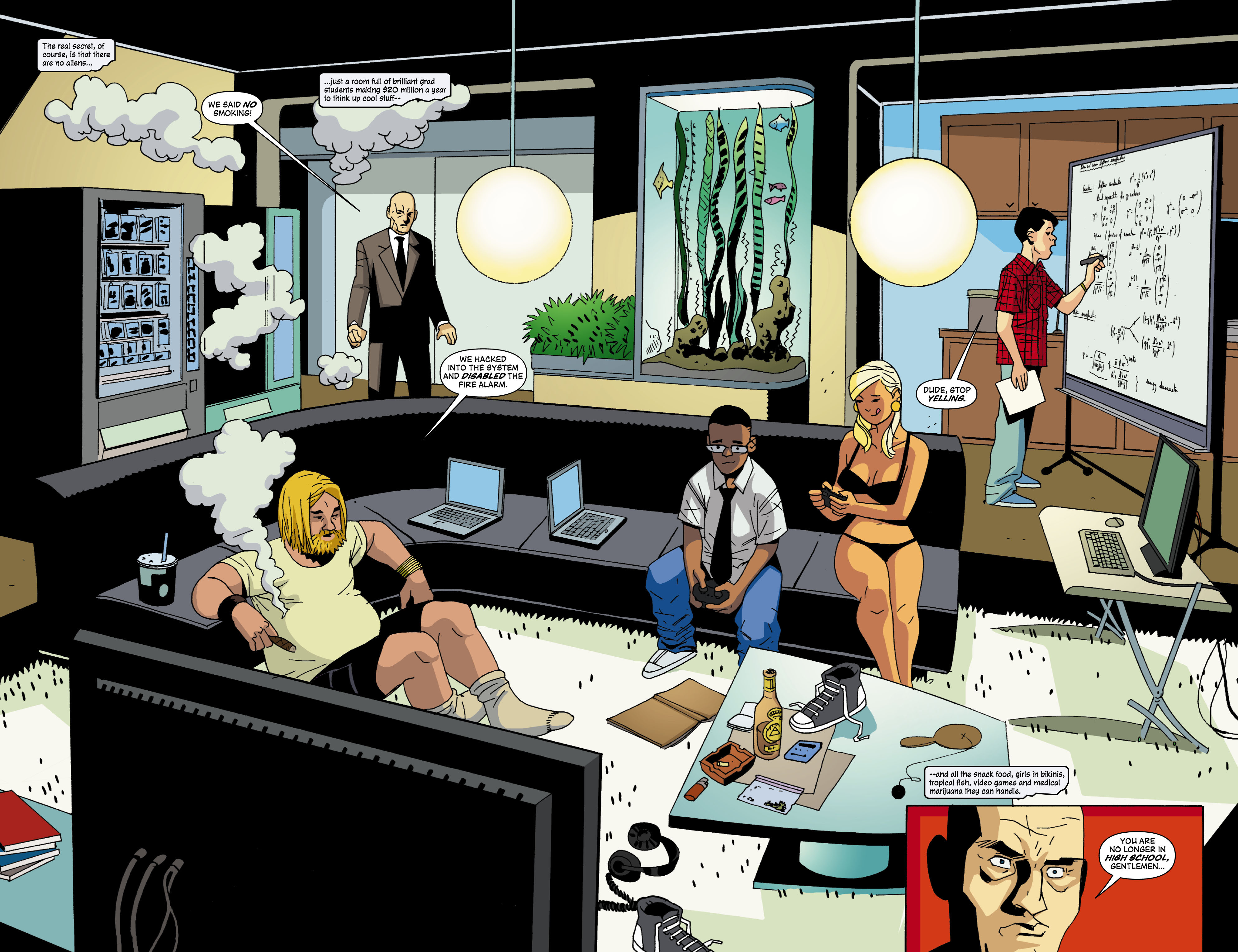 Read online Red Herring comic -  Issue #4 - 13