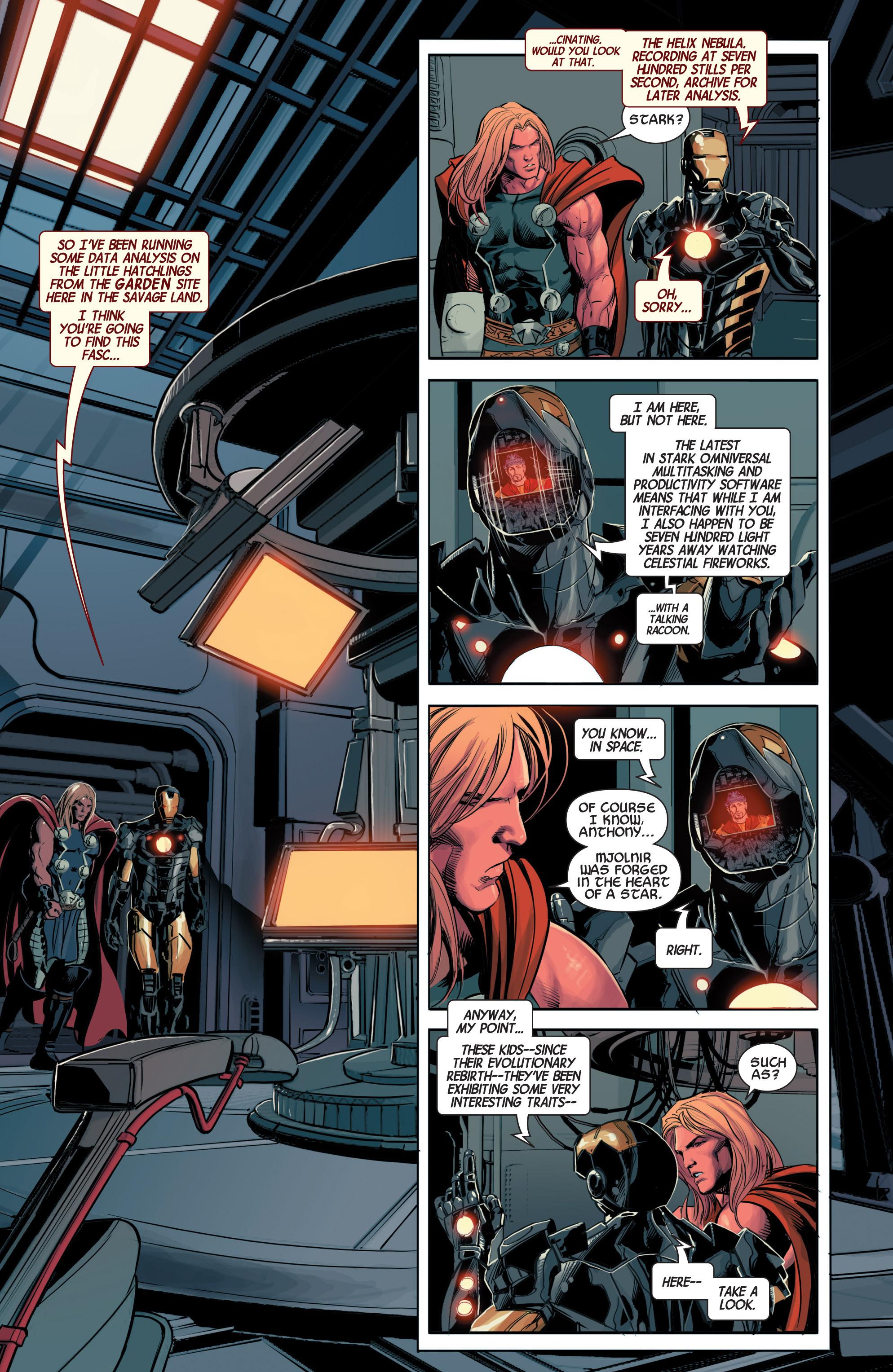 Read online Avengers (2013) comic -  Issue #Avengers (2013) _TPB 3 - 7