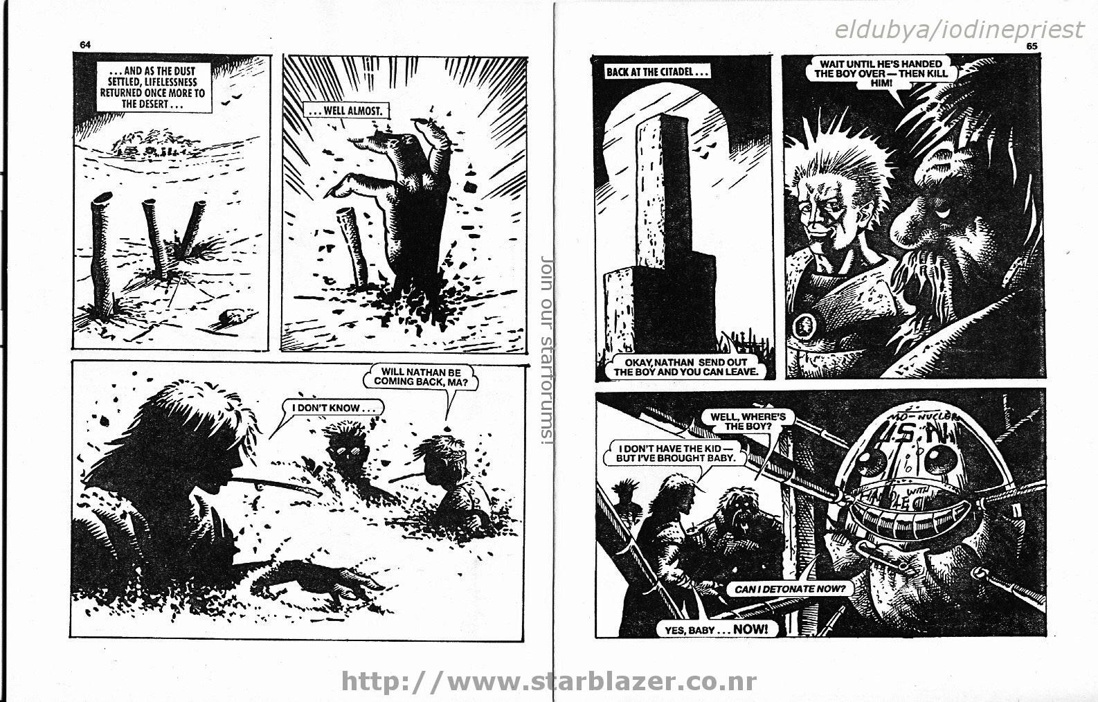 Starblazer issue 279 - Page 34