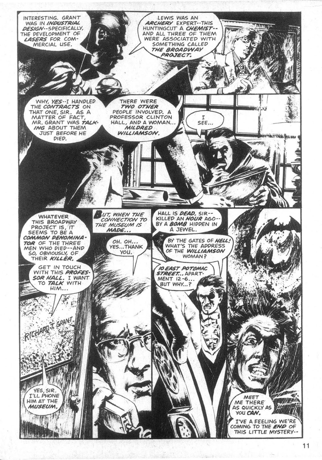 Dracula Lives issue 7 - Page 12
