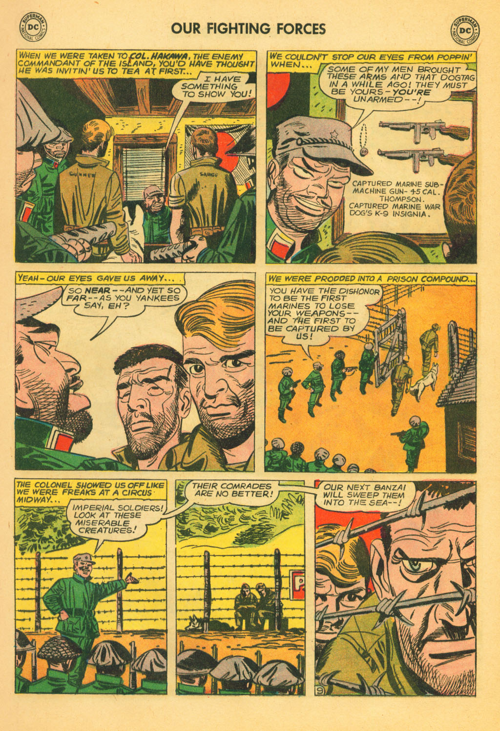 Our Fighting Forces (1954) issue 80 - Page 13