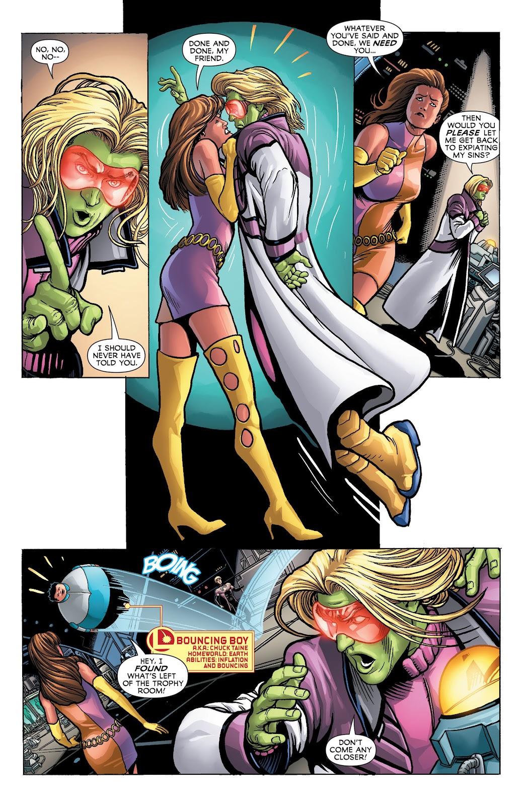 Legion of Super-Heroes (2011) Issue #23 #24 - English 8