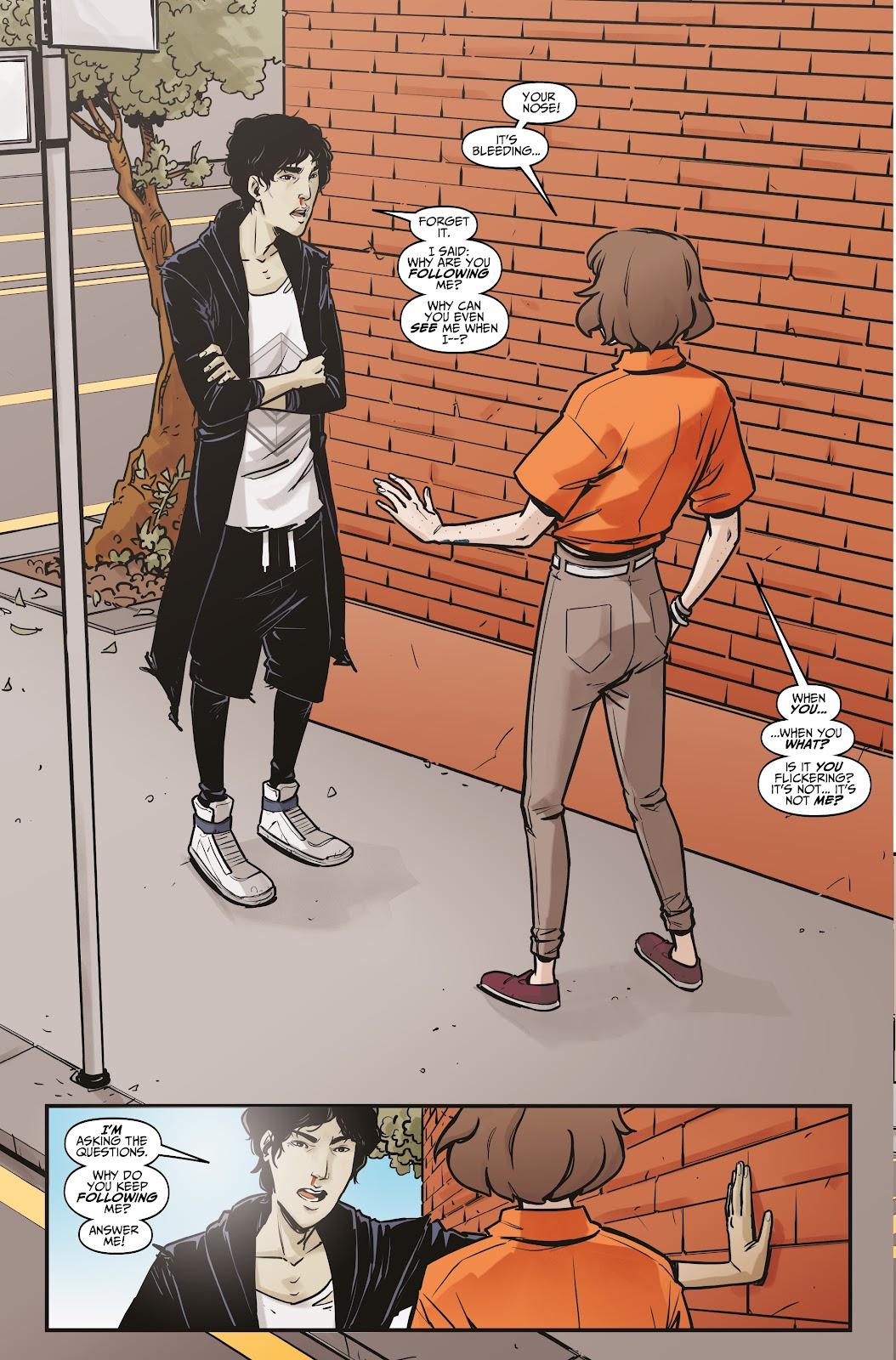 Read online Life is Strange comic -  Issue #6 - 16