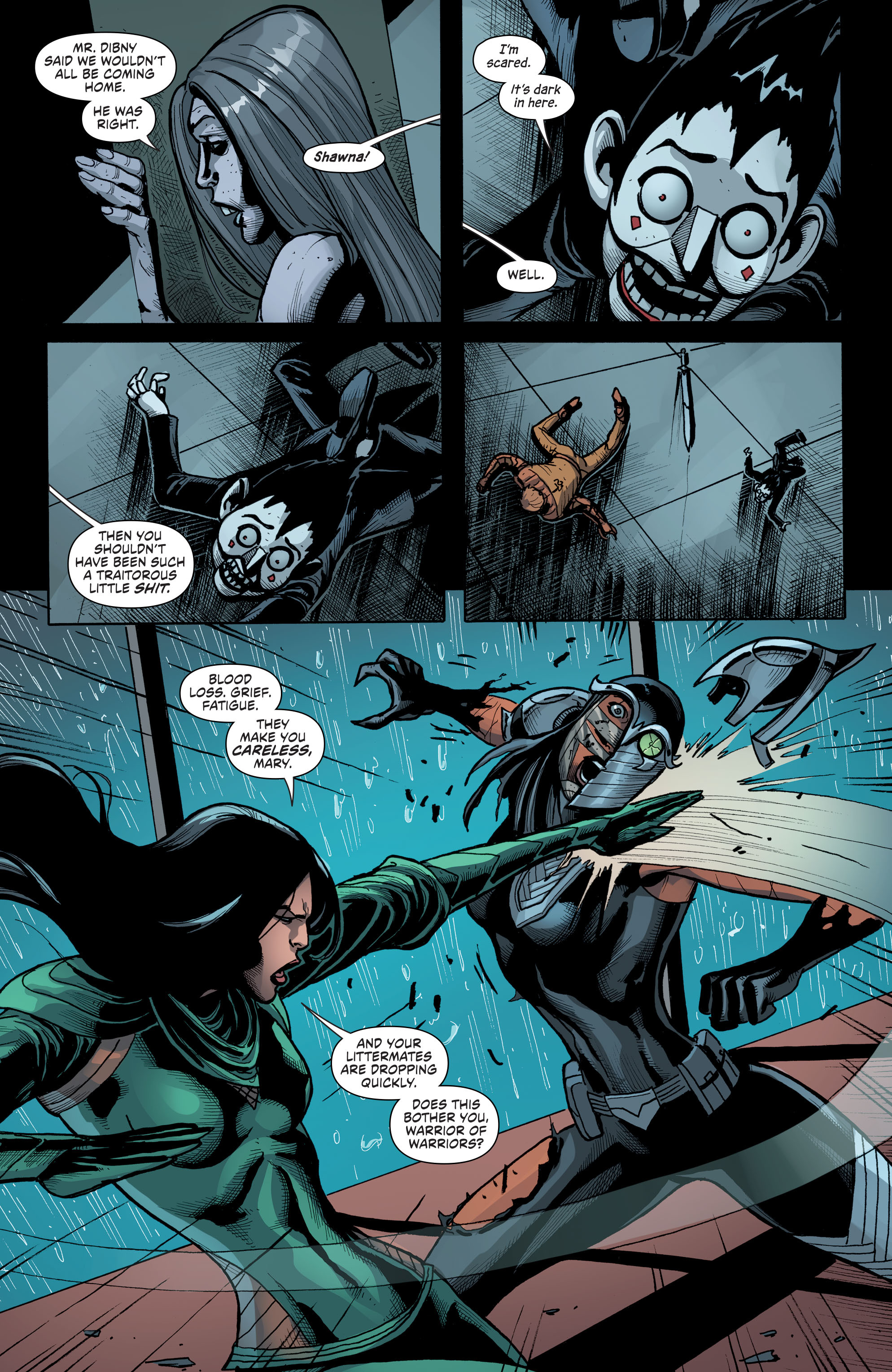 Read online Secret Six (2015) comic -  Issue #14 - 18