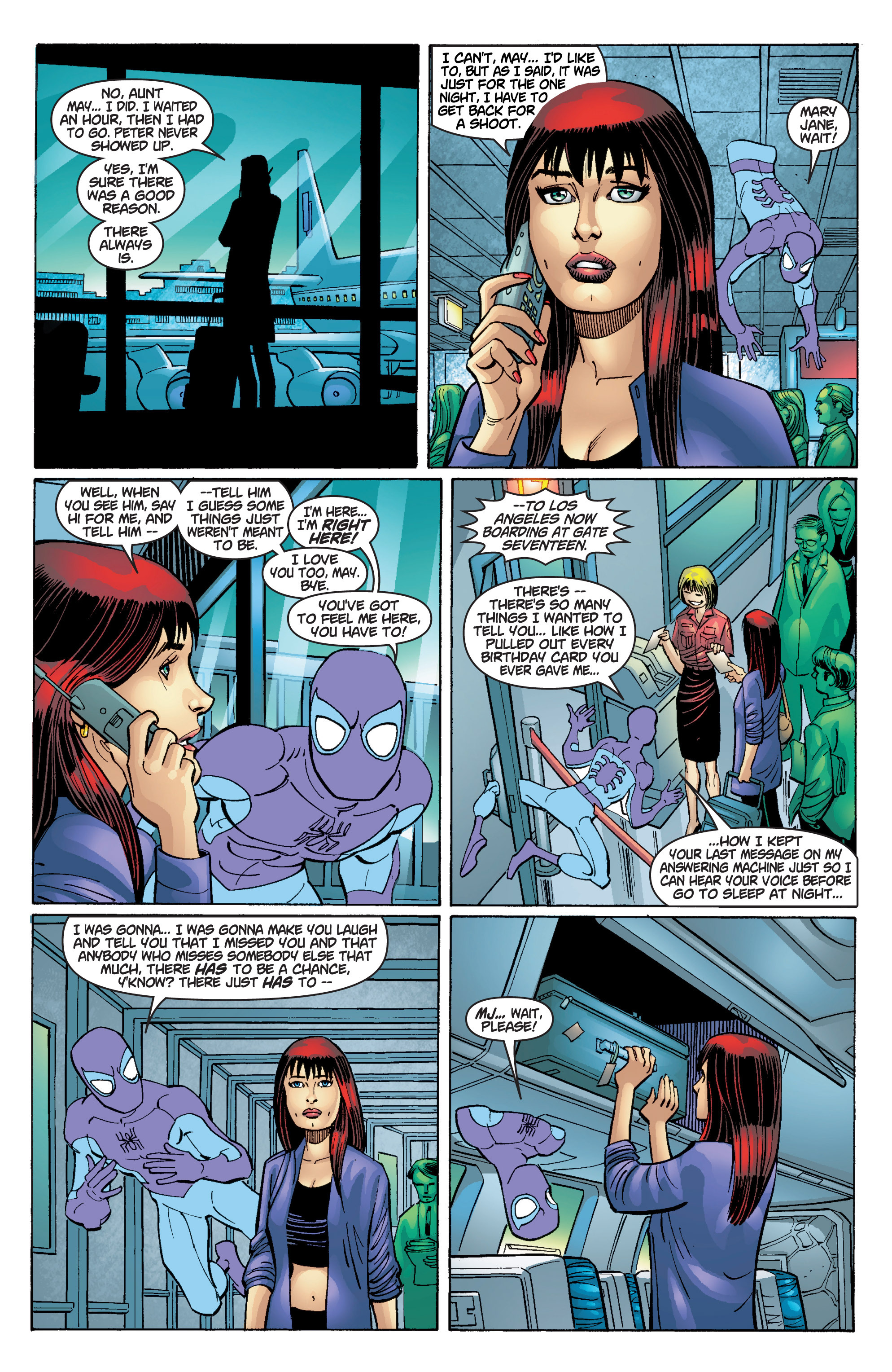 The Amazing Spider-Man (1999) 42 Page 21