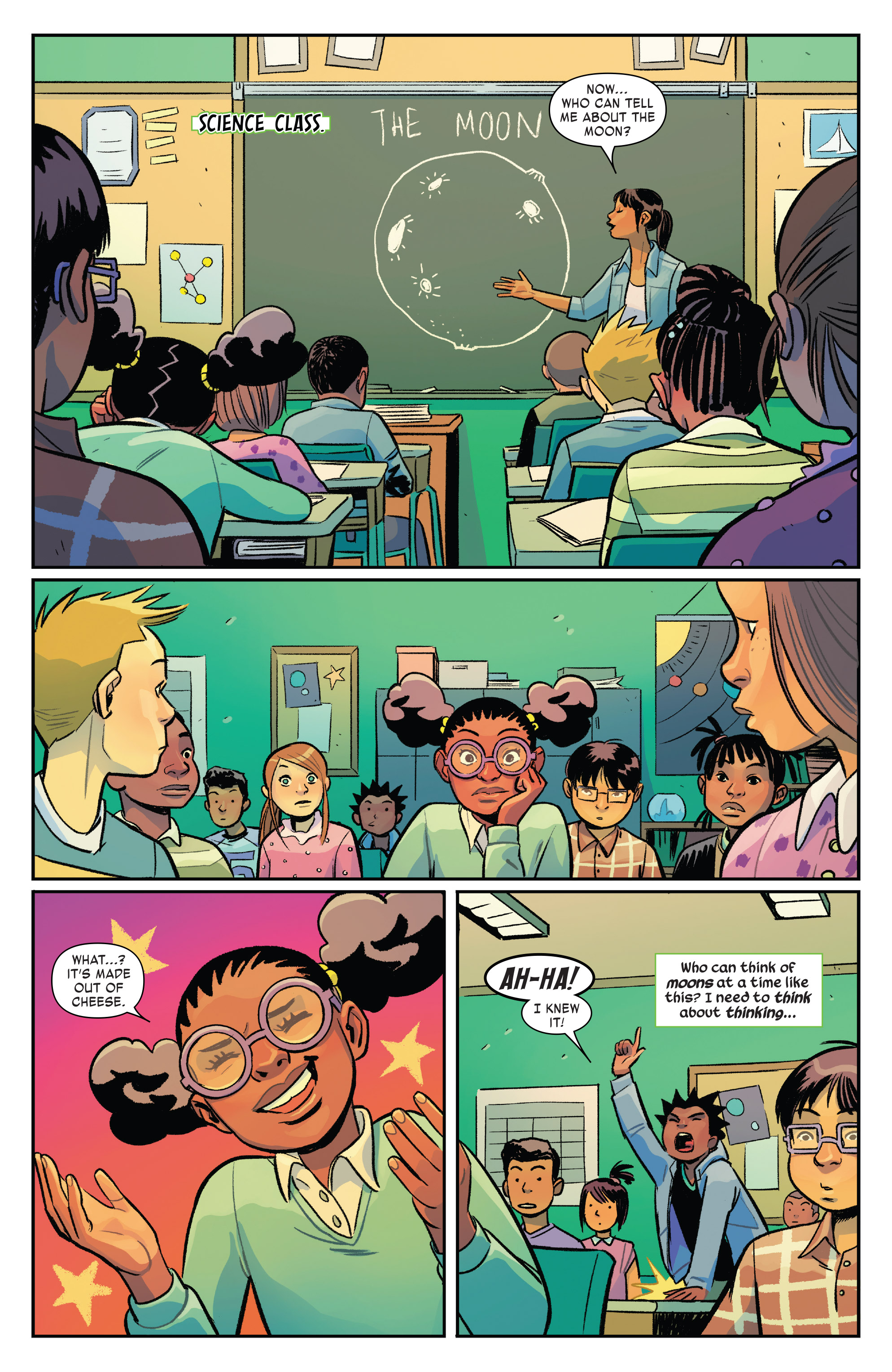 Read online Moon Girl And Devil Dinosaur comic -  Issue #19 - 10