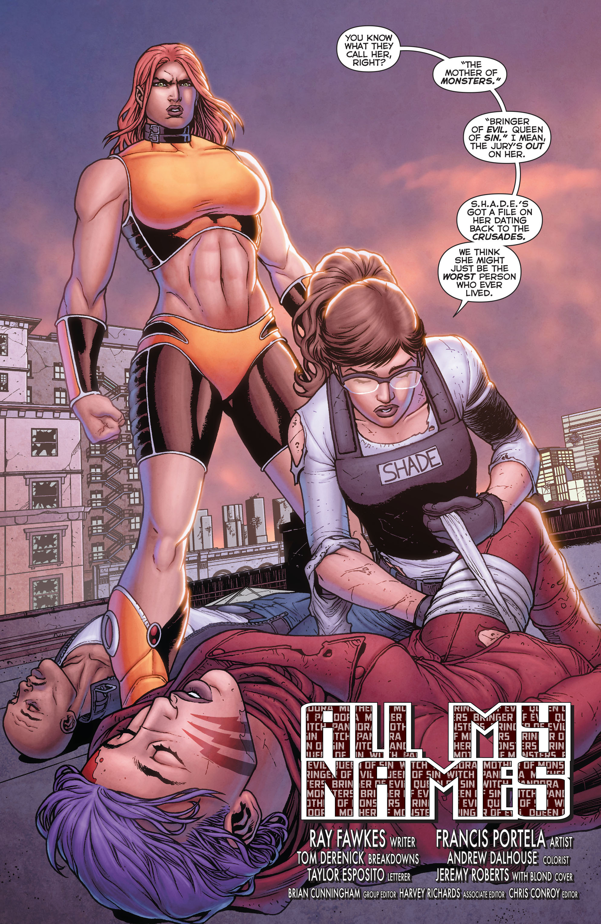 Read online Trinity of Sin: Pandora comic -  Issue #13 - 3