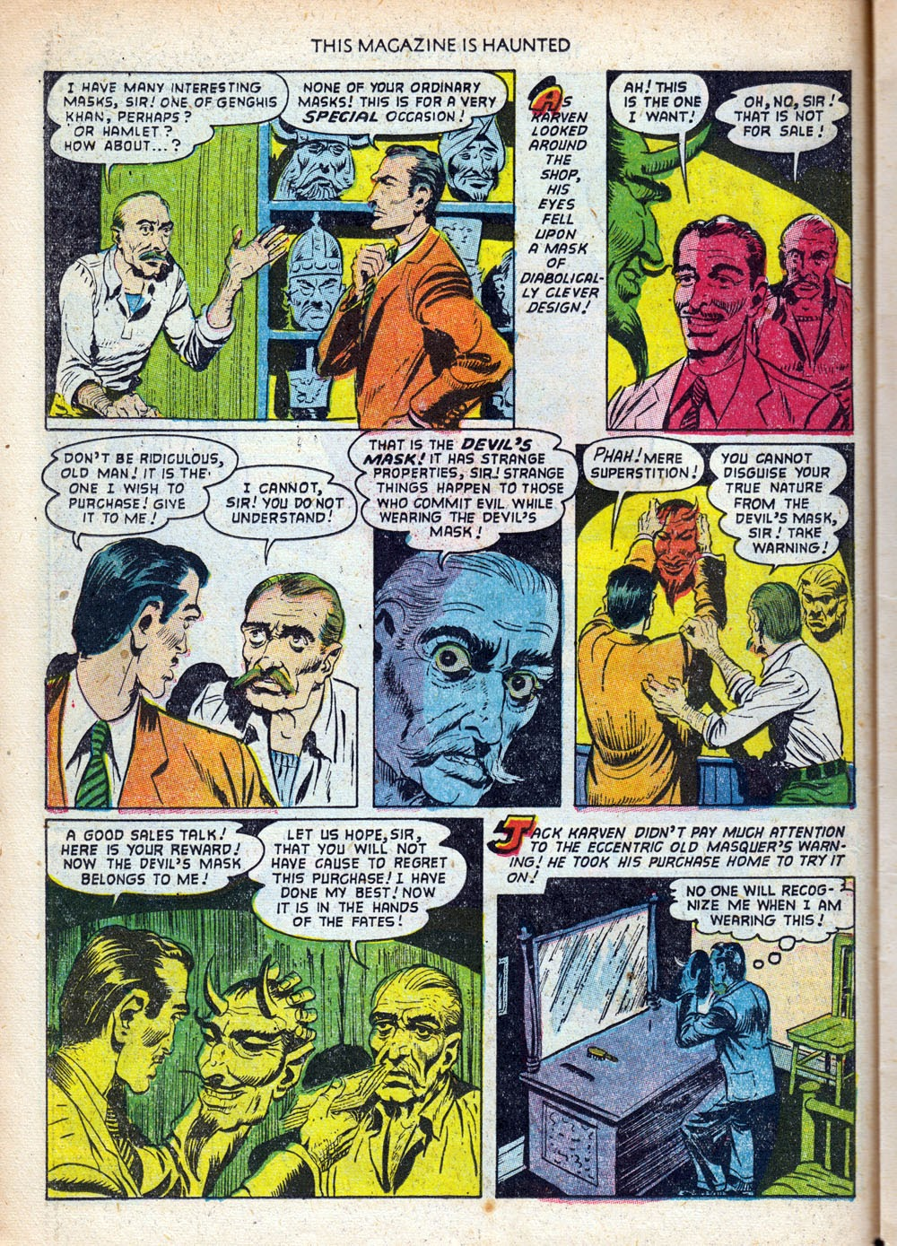 Read online This Magazine Is Haunted comic -  Issue #9 - 14