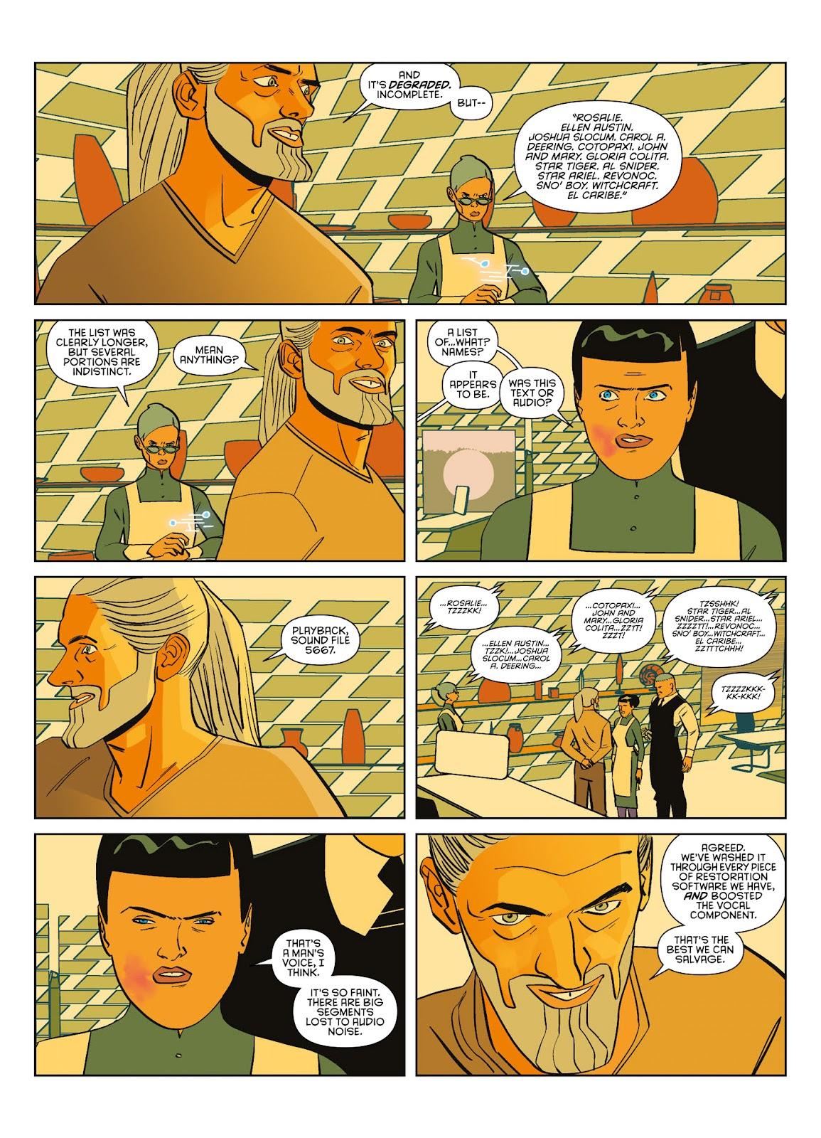Read online Brink comic -  Issue # TPB 3 - 62