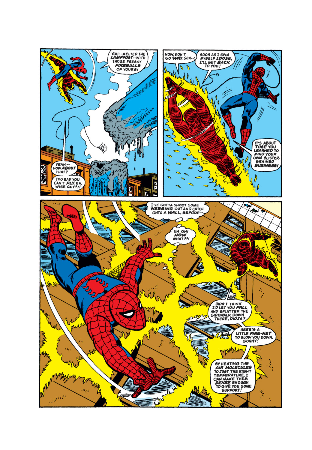 The Amazing Spider-Man (1963) _Annual_4 Page 4