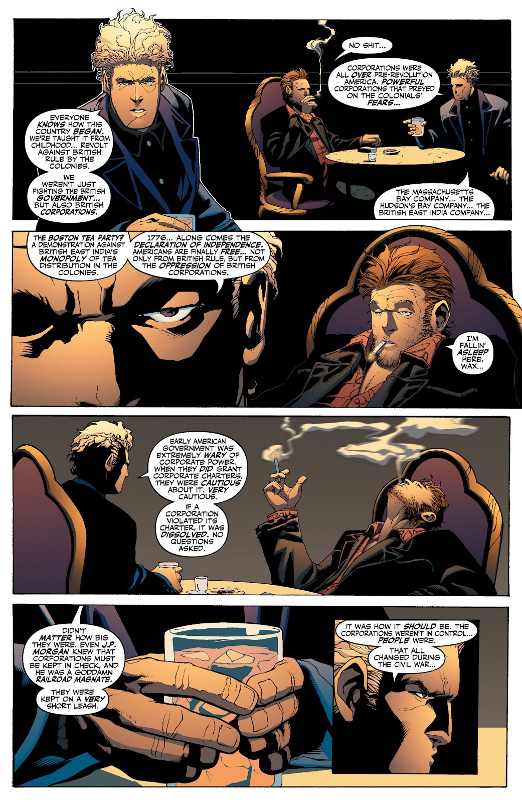Wildcats Version 3.0 Issue #2 #2 - English 3