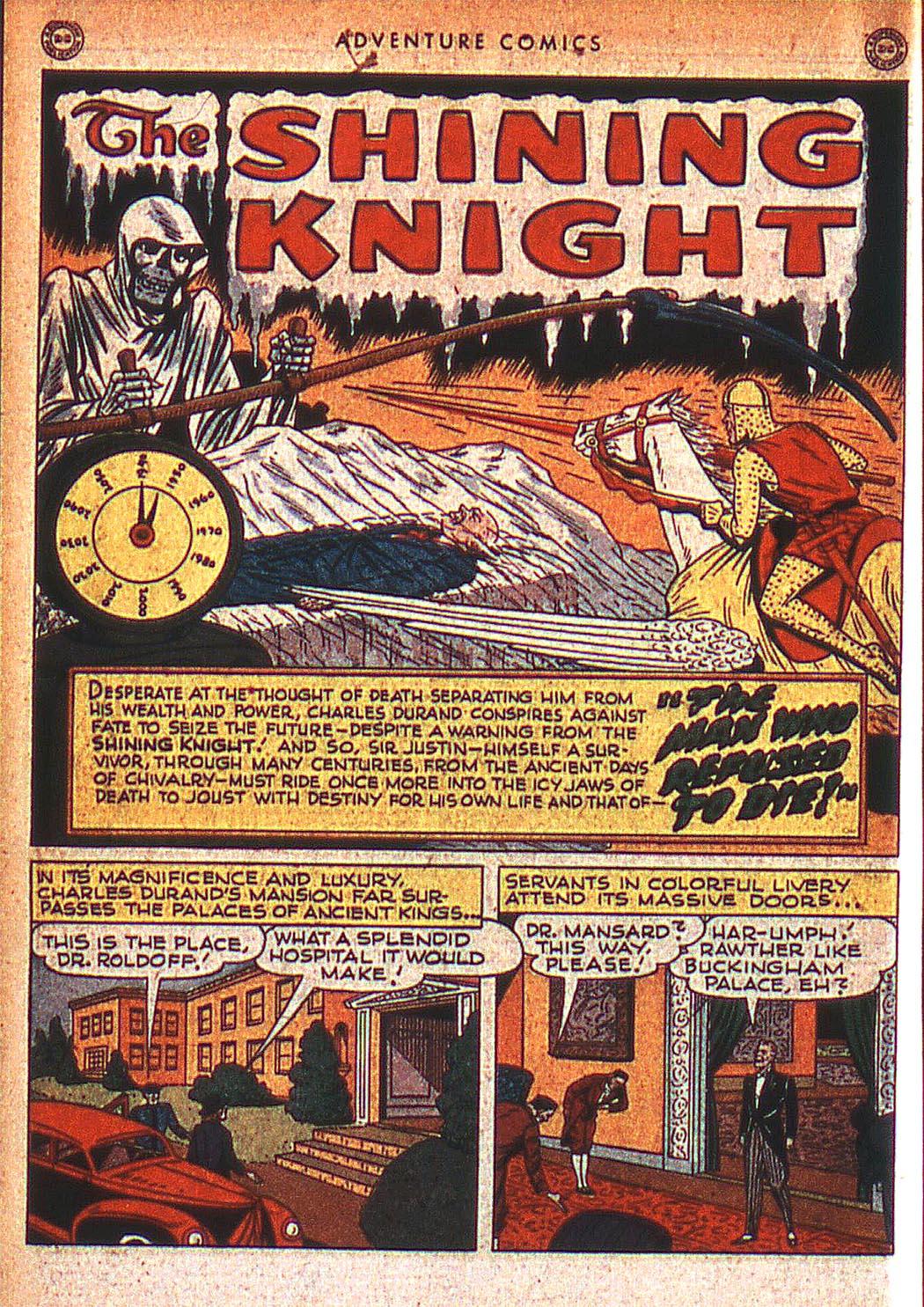 Read online Adventure Comics (1938) comic -  Issue #125 - 33