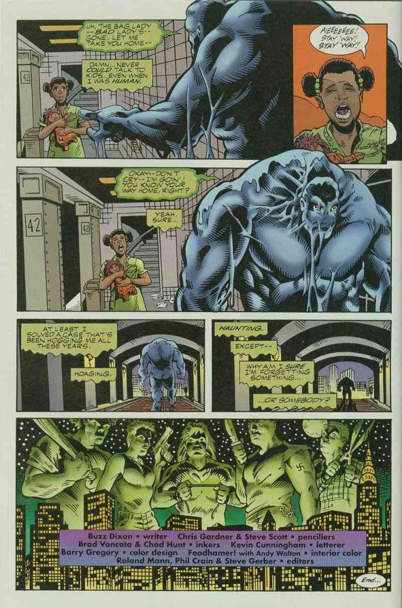 Read online Ultraverse Premiere comic -  Issue #11 - 28