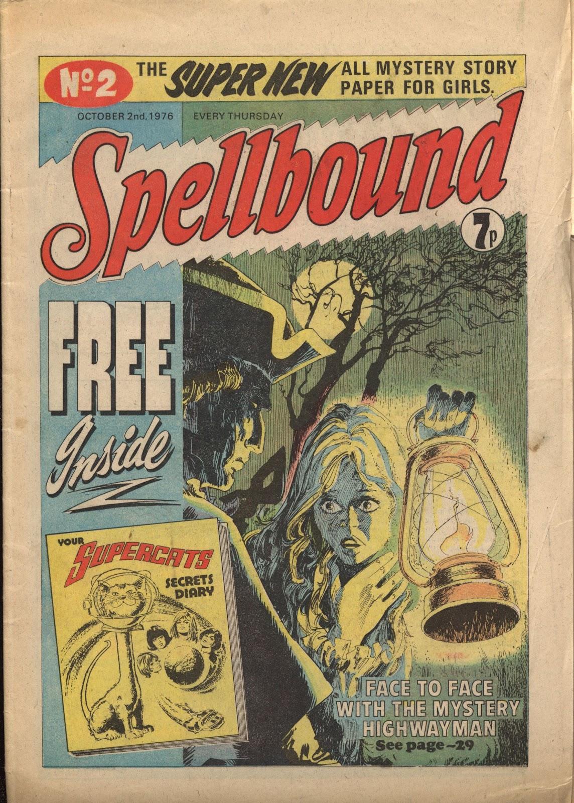 Spellbound (1976) issue 2 - Page 1