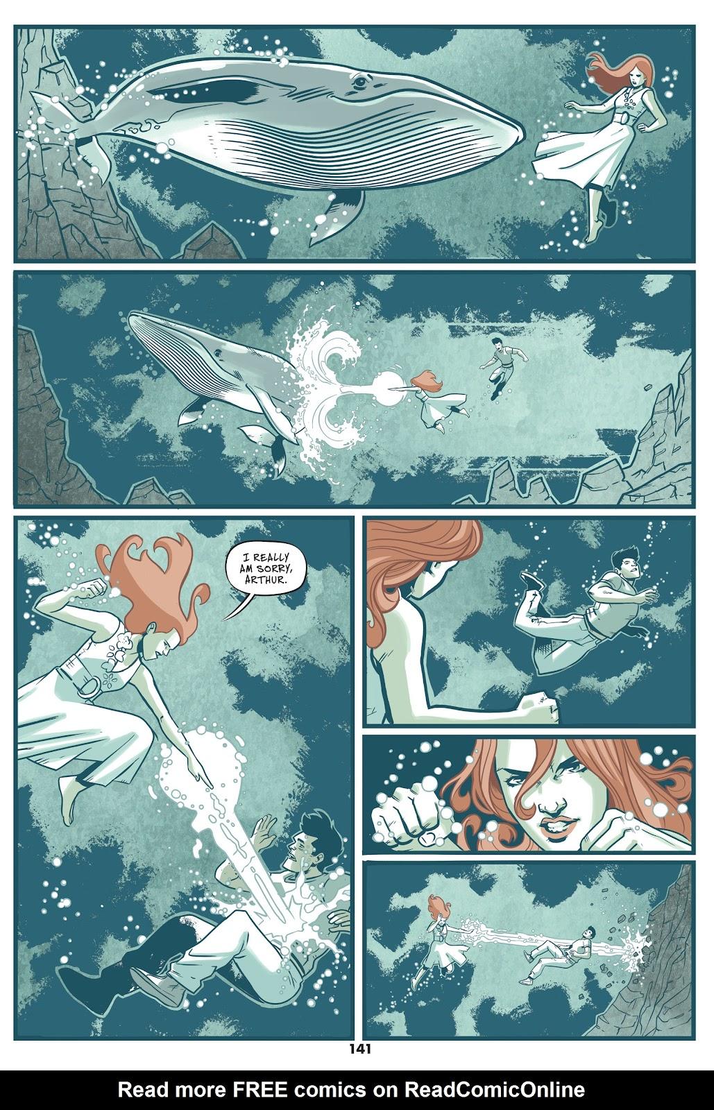 Read online Mera: Tidebreaker comic -  Issue # TPB (Part 2) - 41