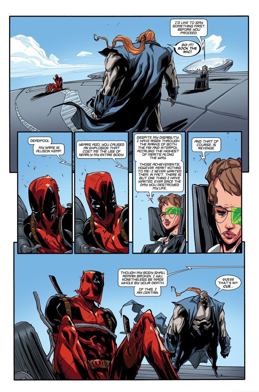 Read online Deadpool (2008) comic -  Issue #63 - 14