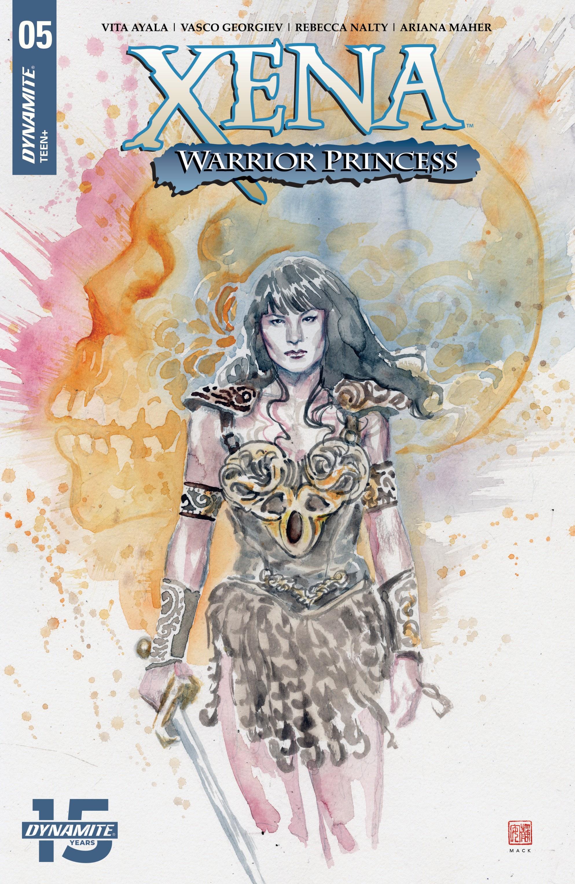 Xena: Warrior Princess (2019) 5 Page 1