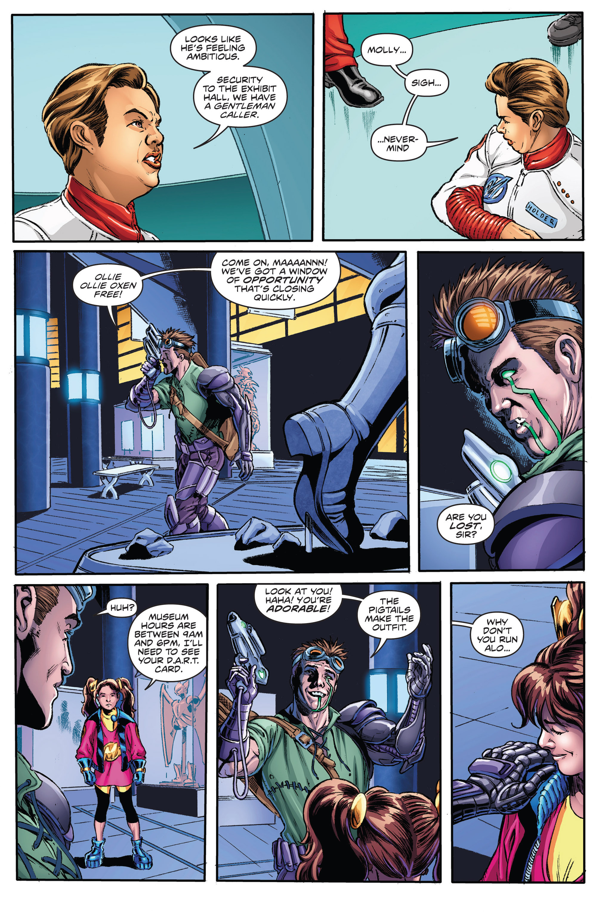 Read online Actionverse comic -  Issue #2 - 13