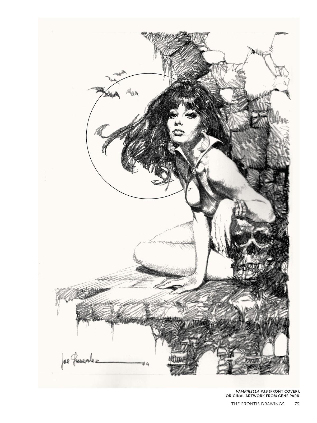 Read online The Art of Jose Gonzalez comic -  Issue # TPB (Part 1) - 80