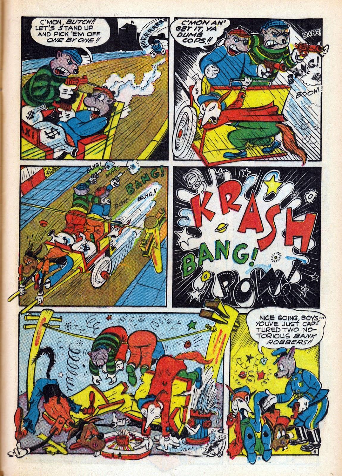 Read online Comedy Comics (1942) comic -  Issue #15 - 43