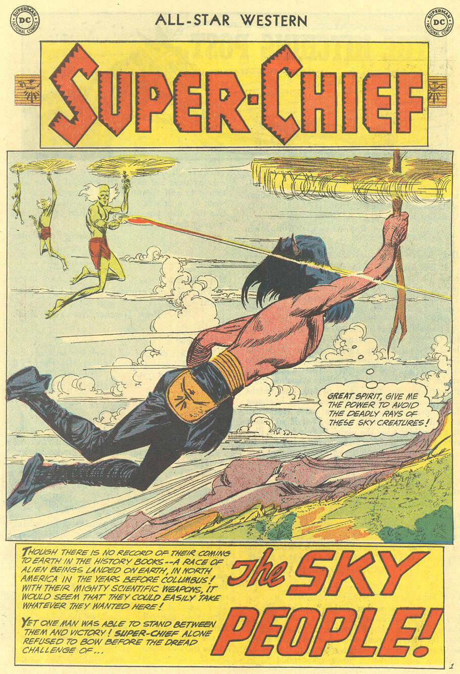Read online All-Star Western (1951) comic -  Issue #119 - 22
