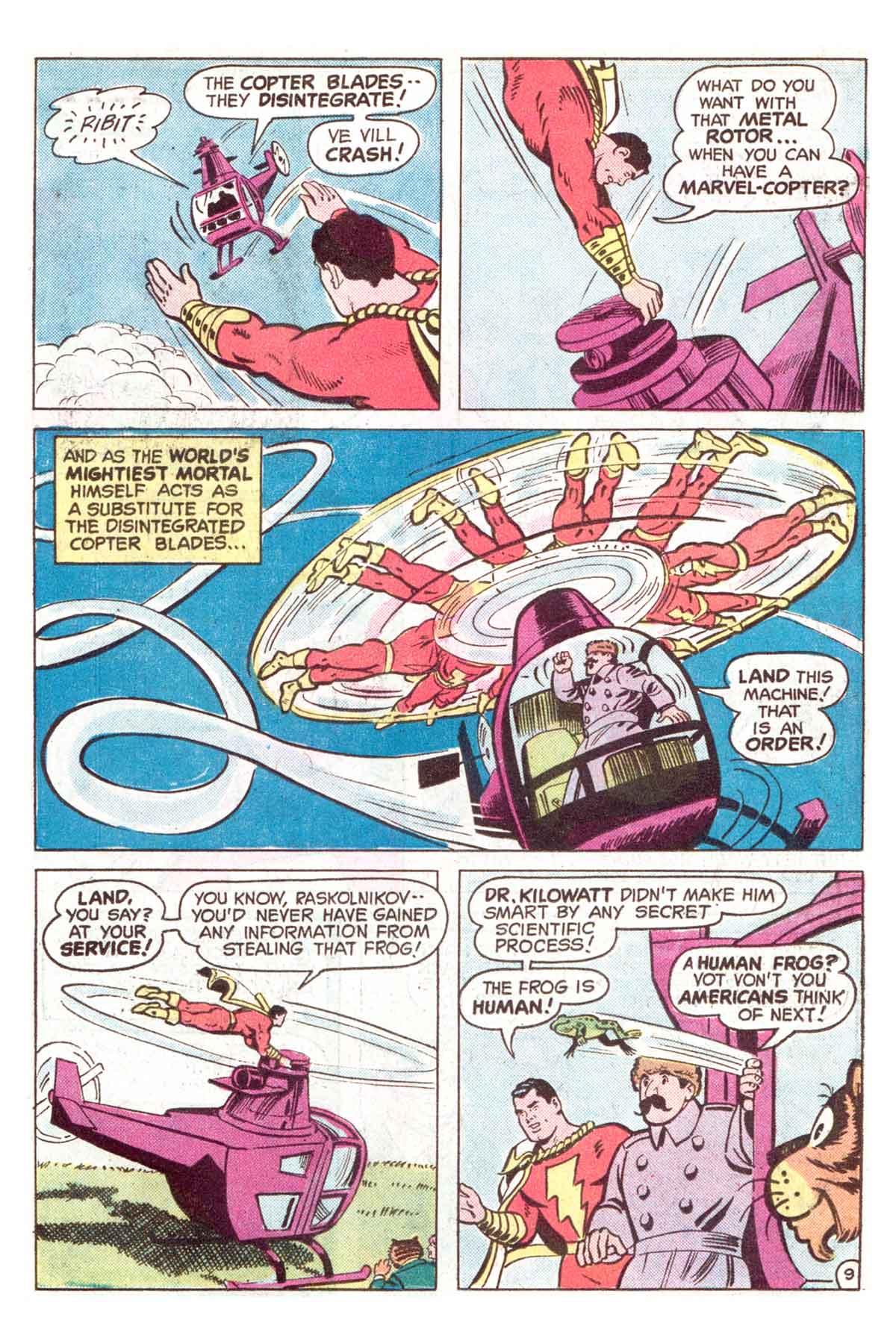 Read online Shazam! (1973) comic -  Issue #18 - 10