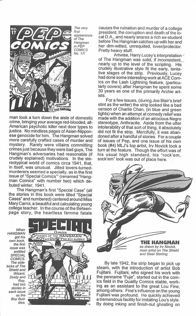 Read online Golden-Age Men of Mystery comic -  Issue #9 - 29