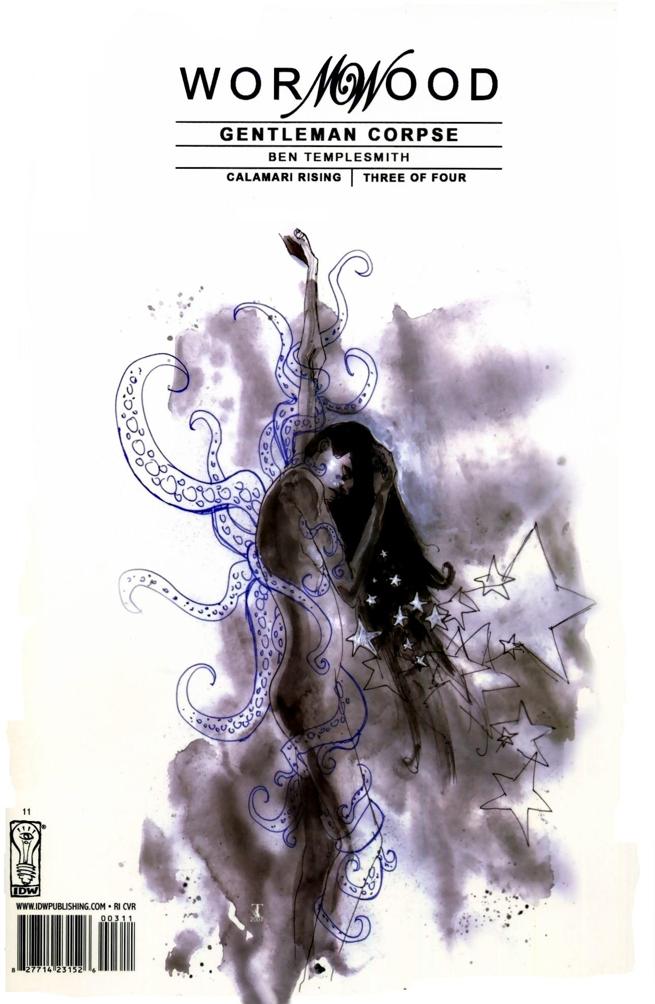Read online Wormwood: Gentleman Corpse comic -  Issue #11 - 2