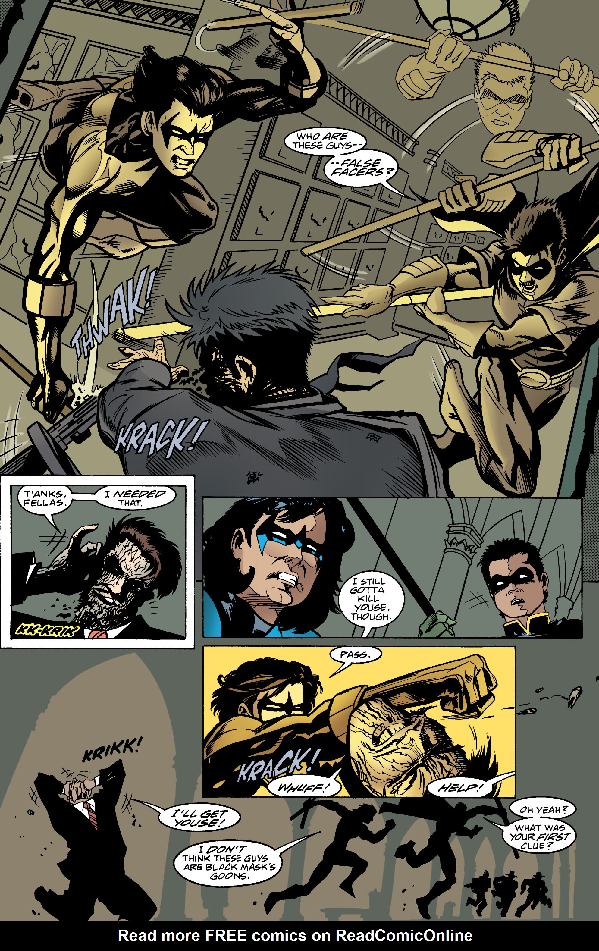 Read online Batman: Day of Judgment comic -  Issue # Full - 26