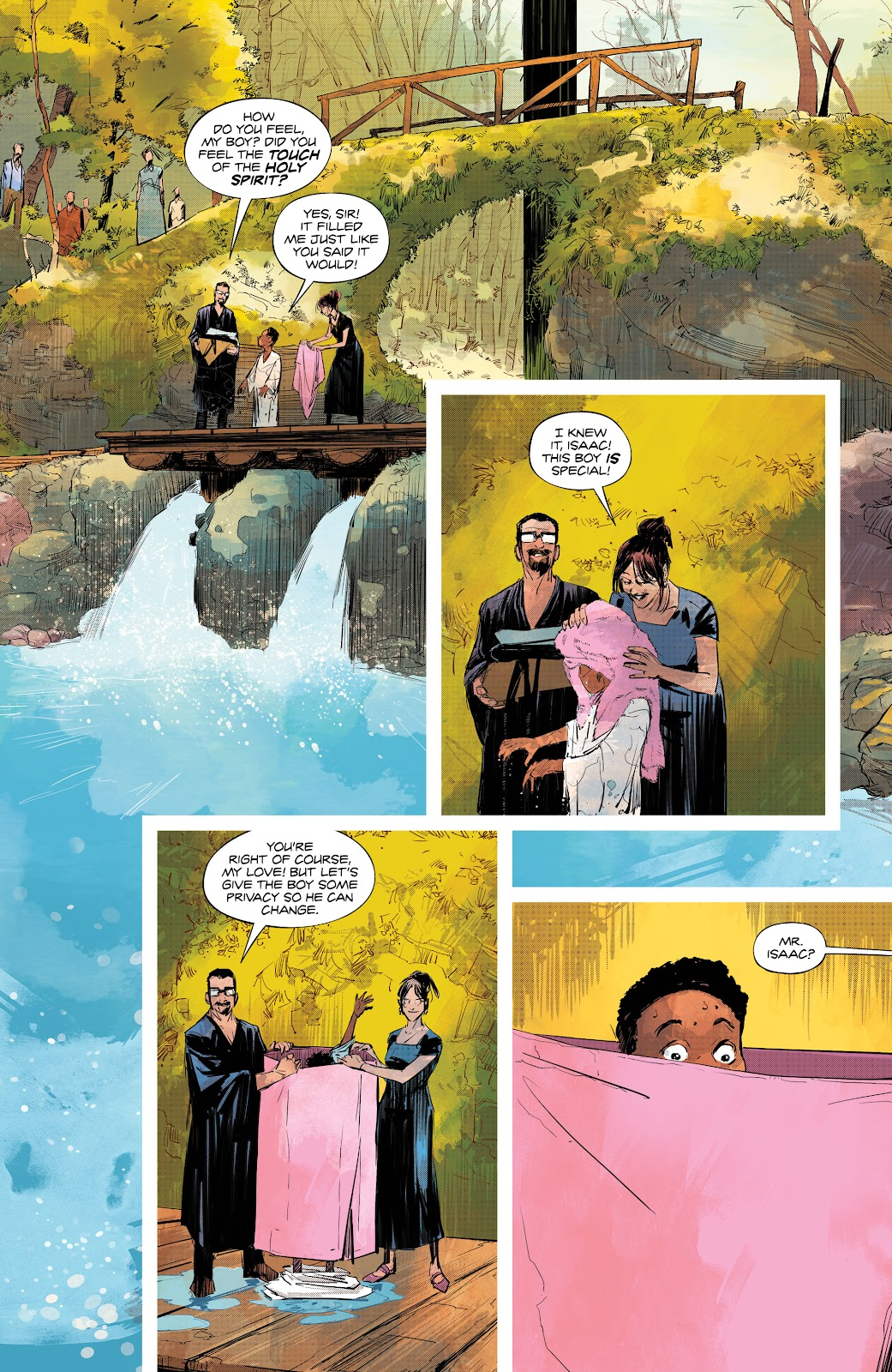Read online Resonant comic -  Issue #5 - 11