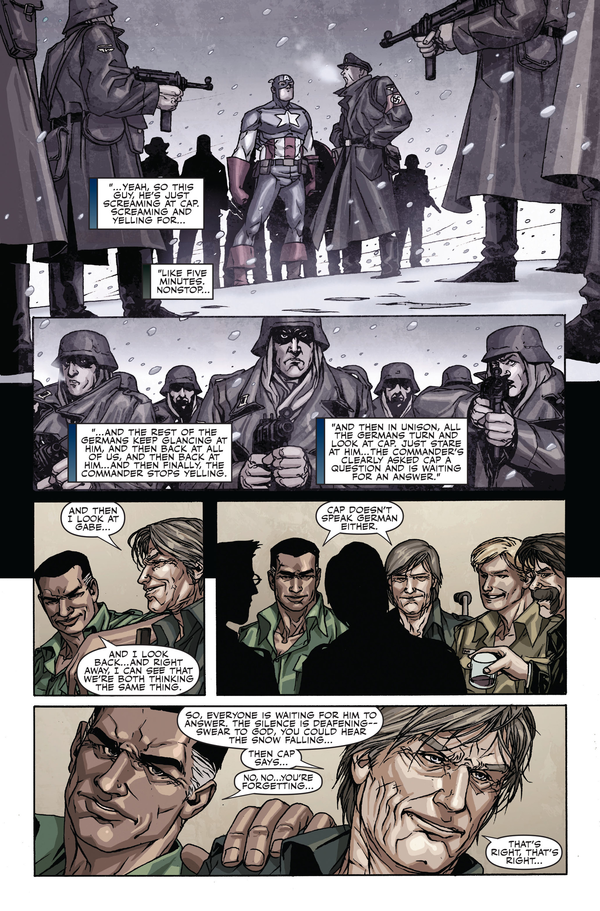 Read online Secret Warriors comic -  Issue #18 - 11