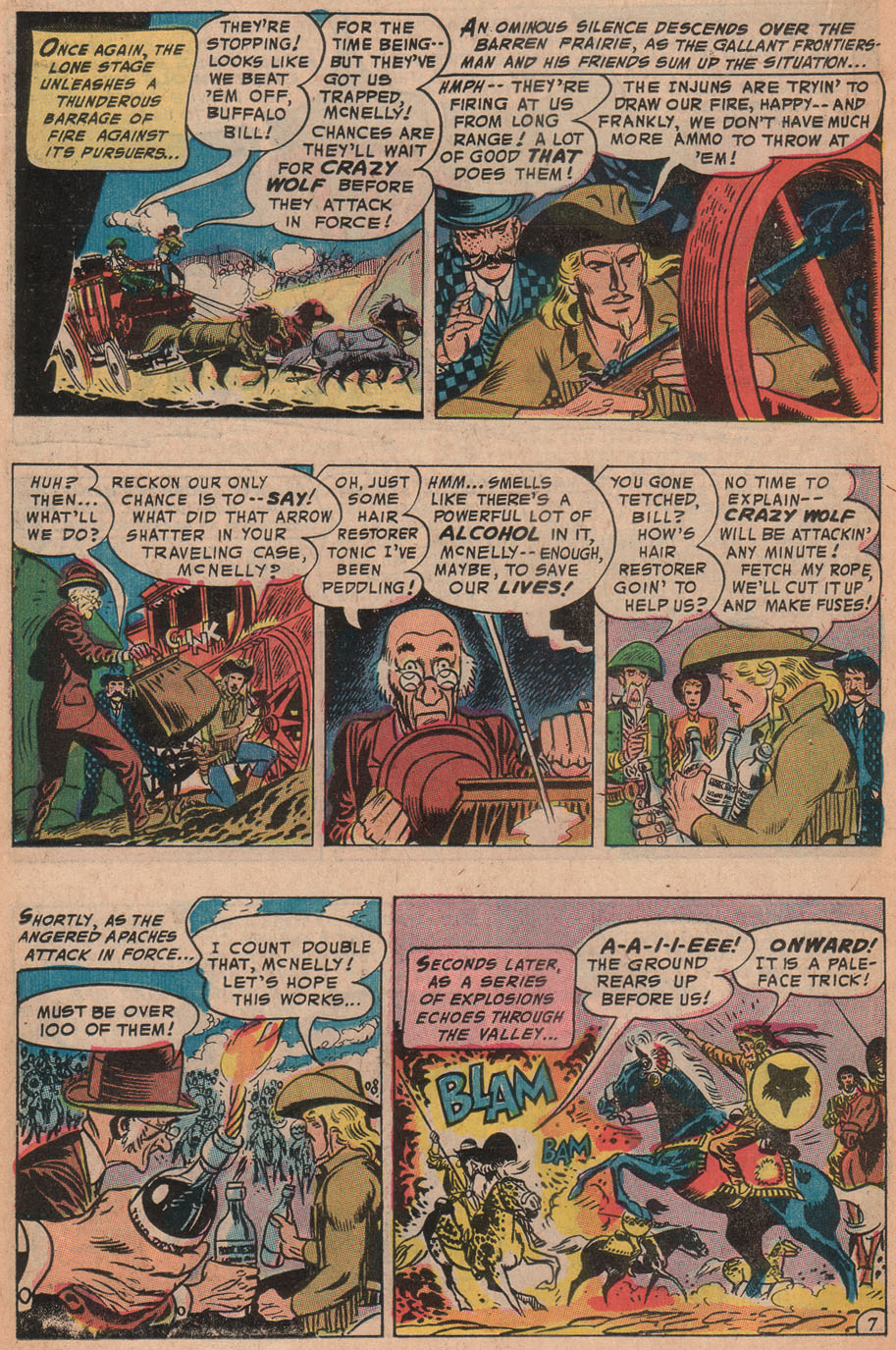 Read online All-Star Western (1970) comic -  Issue #9 - 24