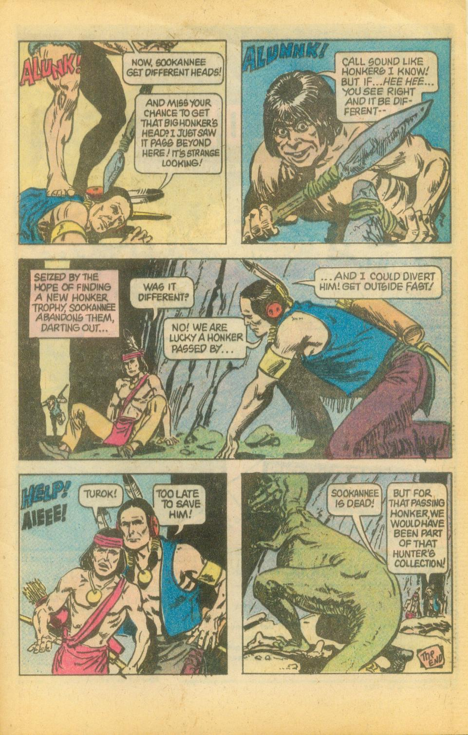 Read online Turok, Son of Stone comic -  Issue #120 - 33