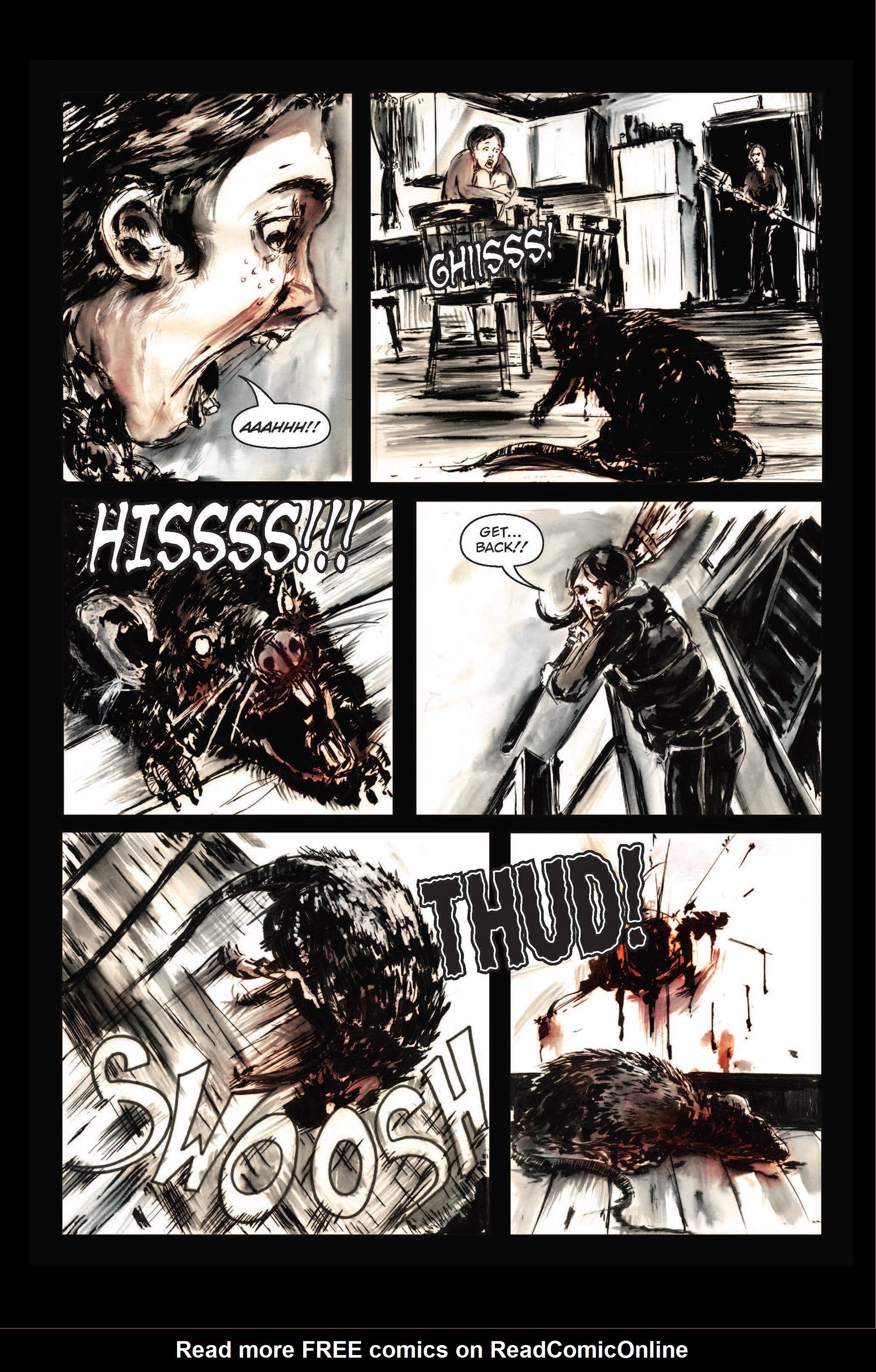 Read online The Final Plague comic -  Issue #1 - 4