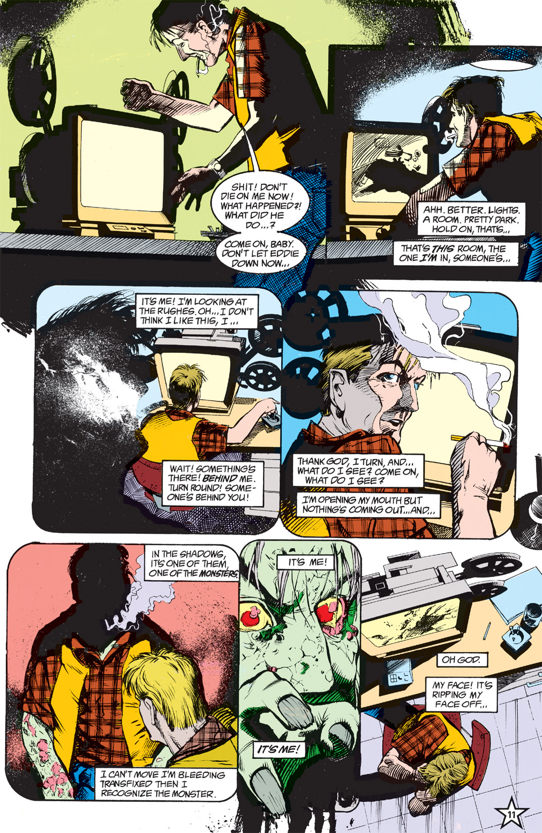 Read online Shade, the Changing Man comic -  Issue #5 - 13