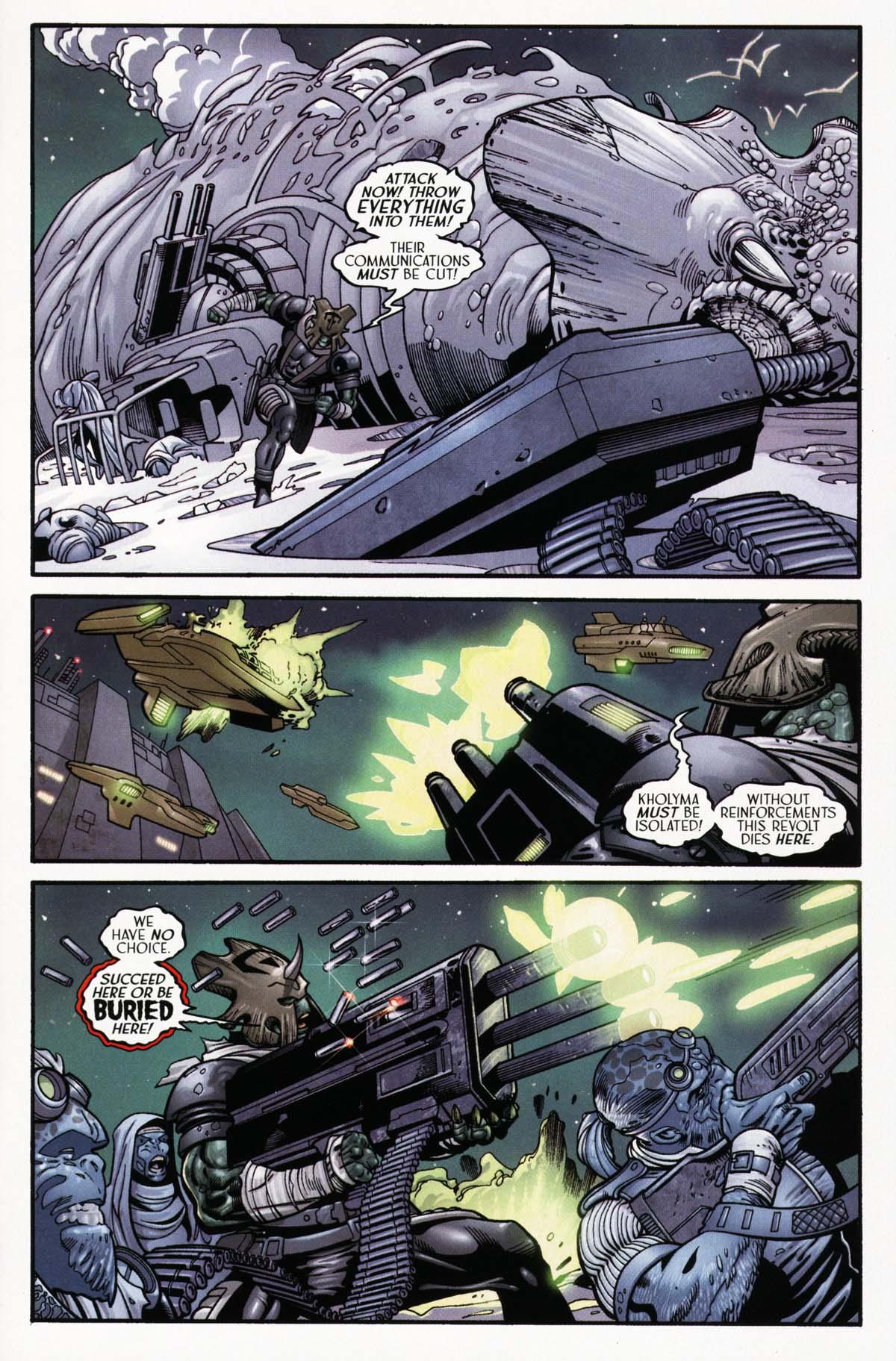 Read online Sigil (2000) comic -  Issue #25 - 15