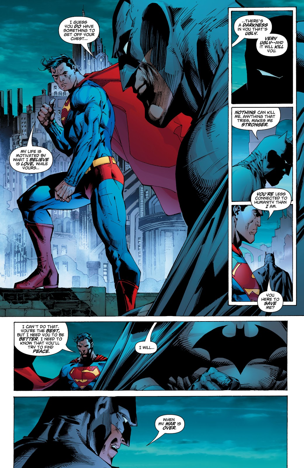 Read online Superman: For Tomorrow comic -  Issue # TPB (Part 2) - 70