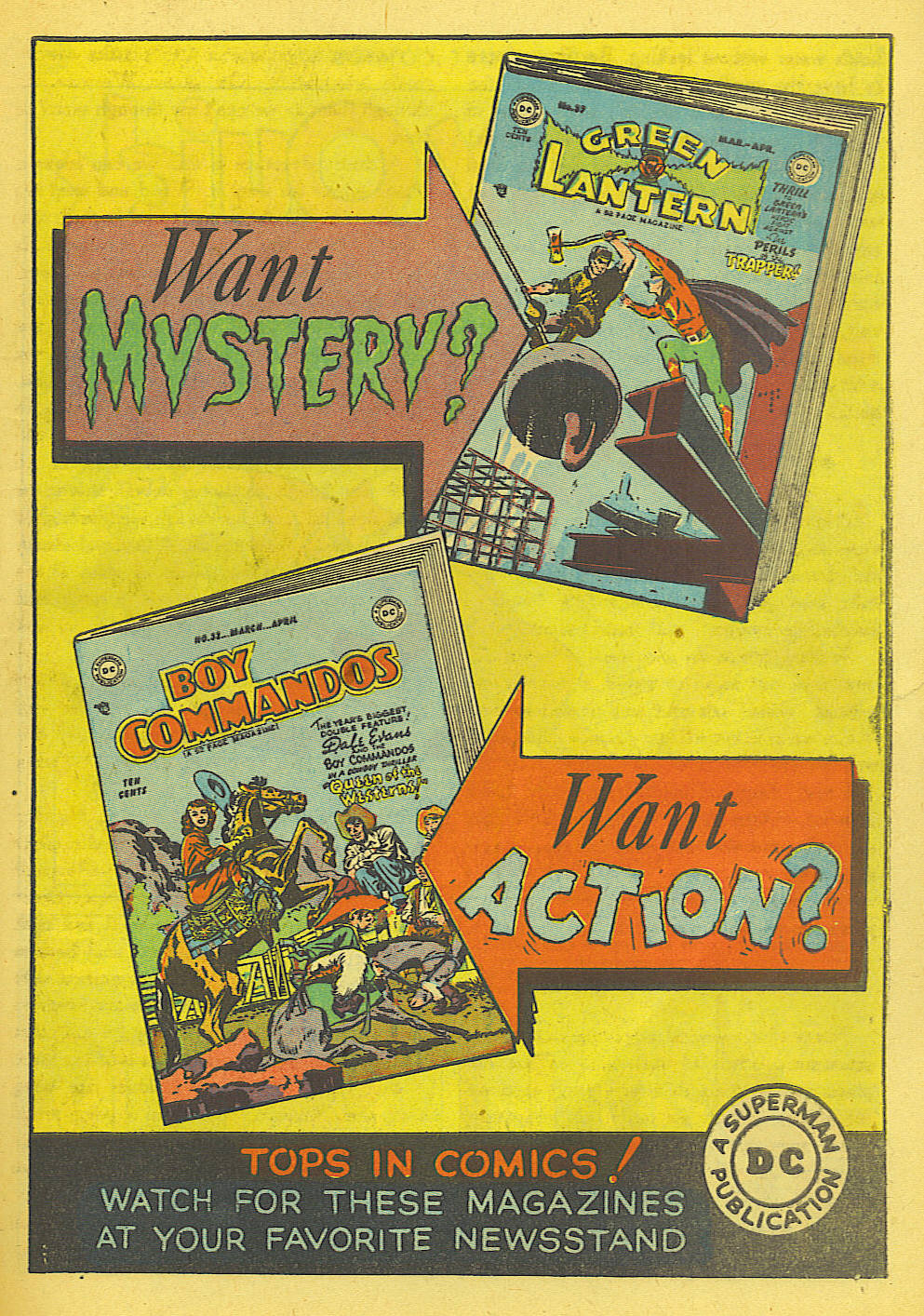 Read online Adventure Comics (1938) comic -  Issue #138 - 41