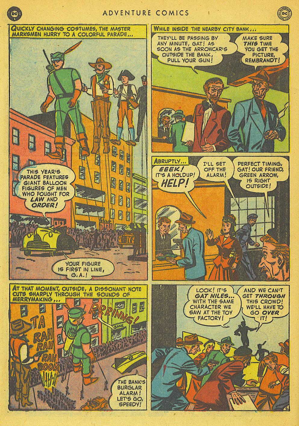 Read online Adventure Comics (1938) comic -  Issue #153 - 45