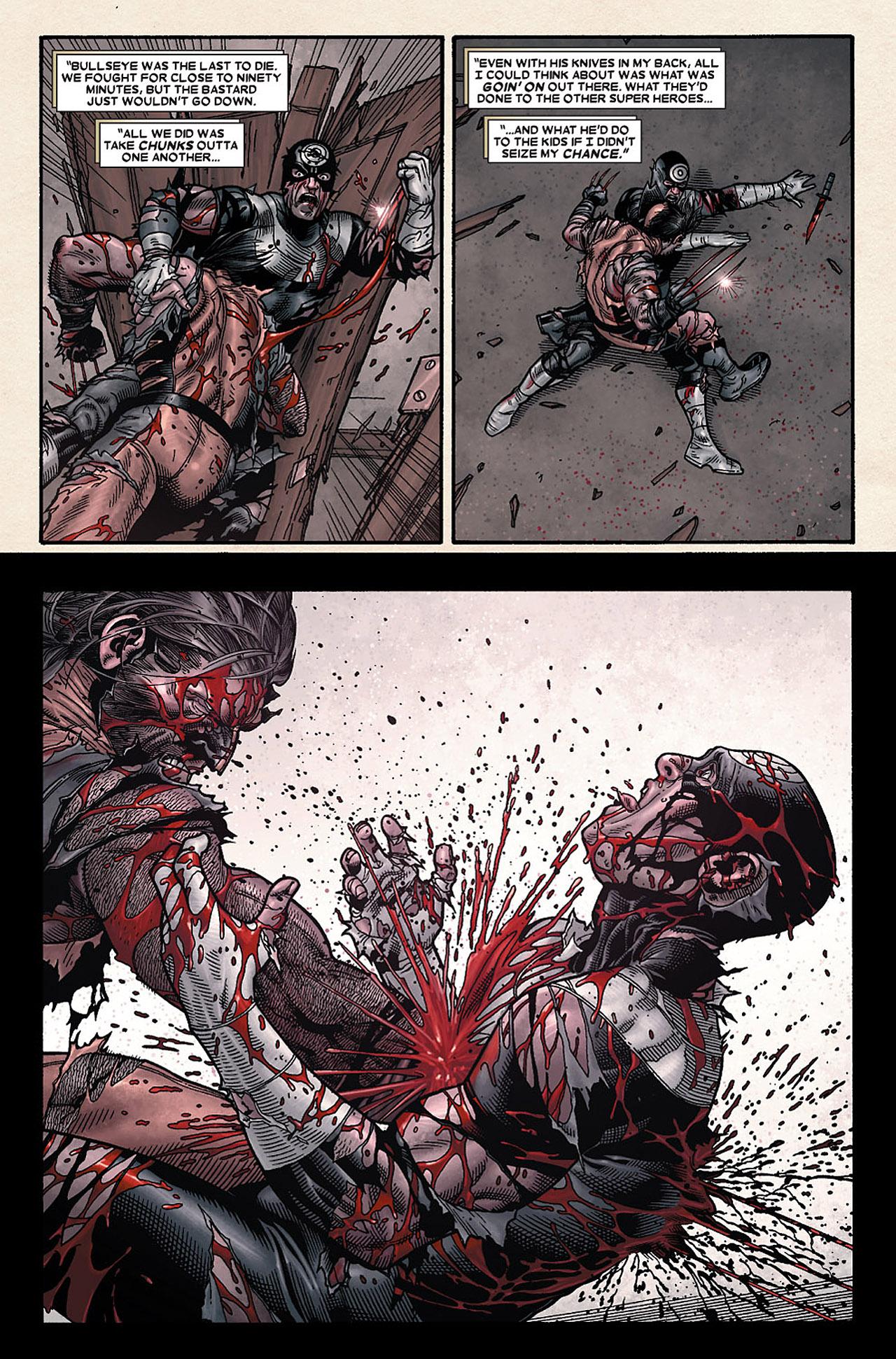Read online Wolverine: Old Man Logan comic -  Issue # Full - 103